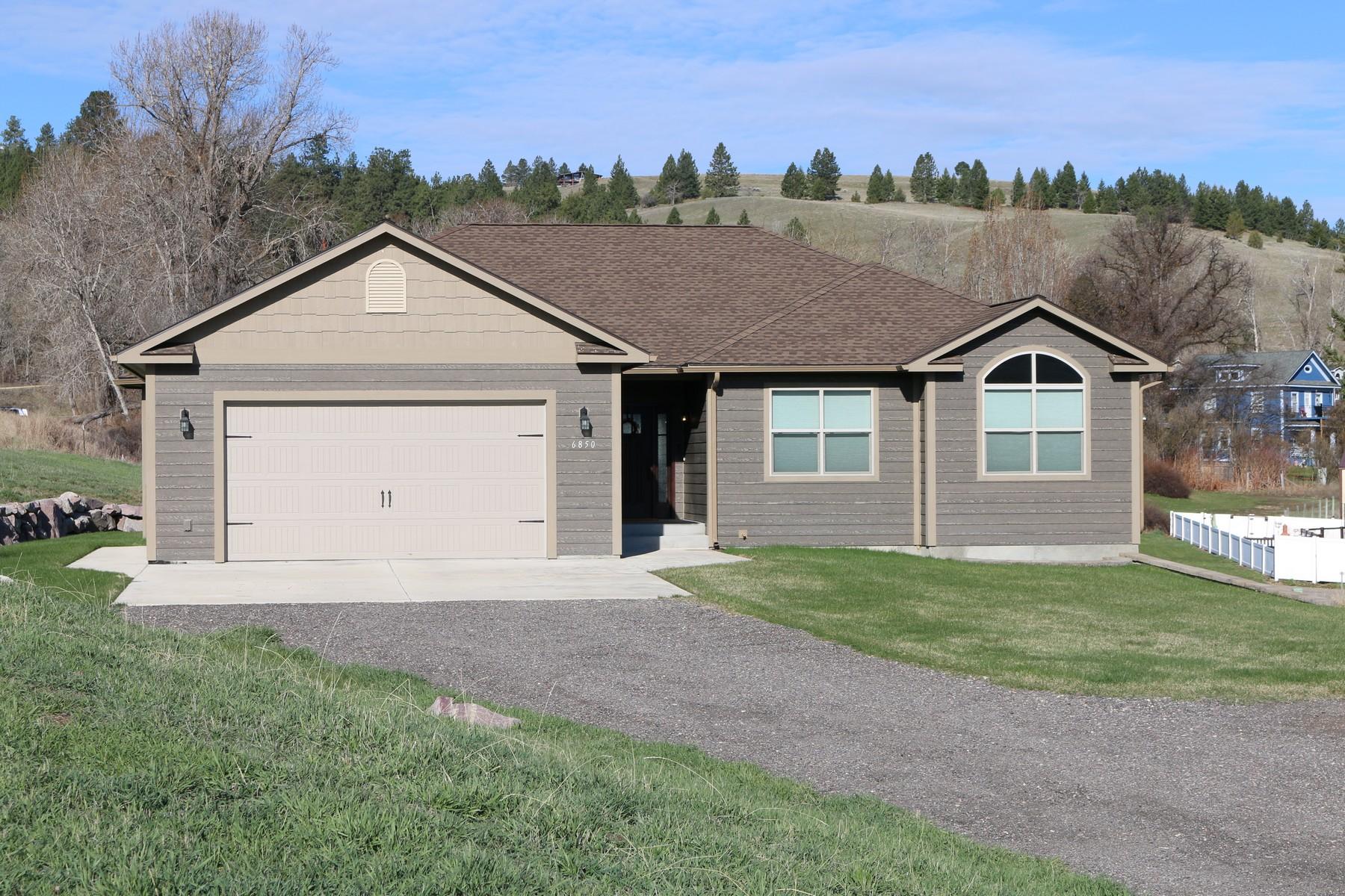 Single Family Homes per Vendita alle ore Lolo, Montana 59847 Stati Uniti