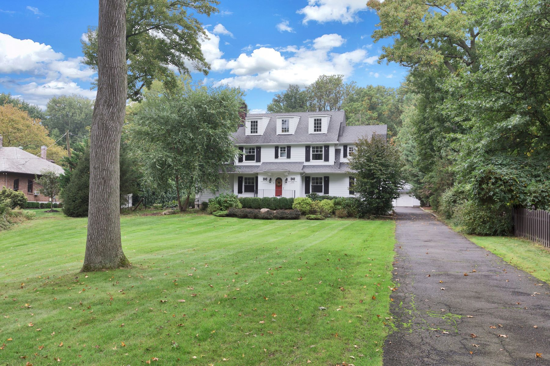 Single Family Homes for Sale at Live Boundless 112 Brightwood Ave Westfield, New Jersey 07090 United States