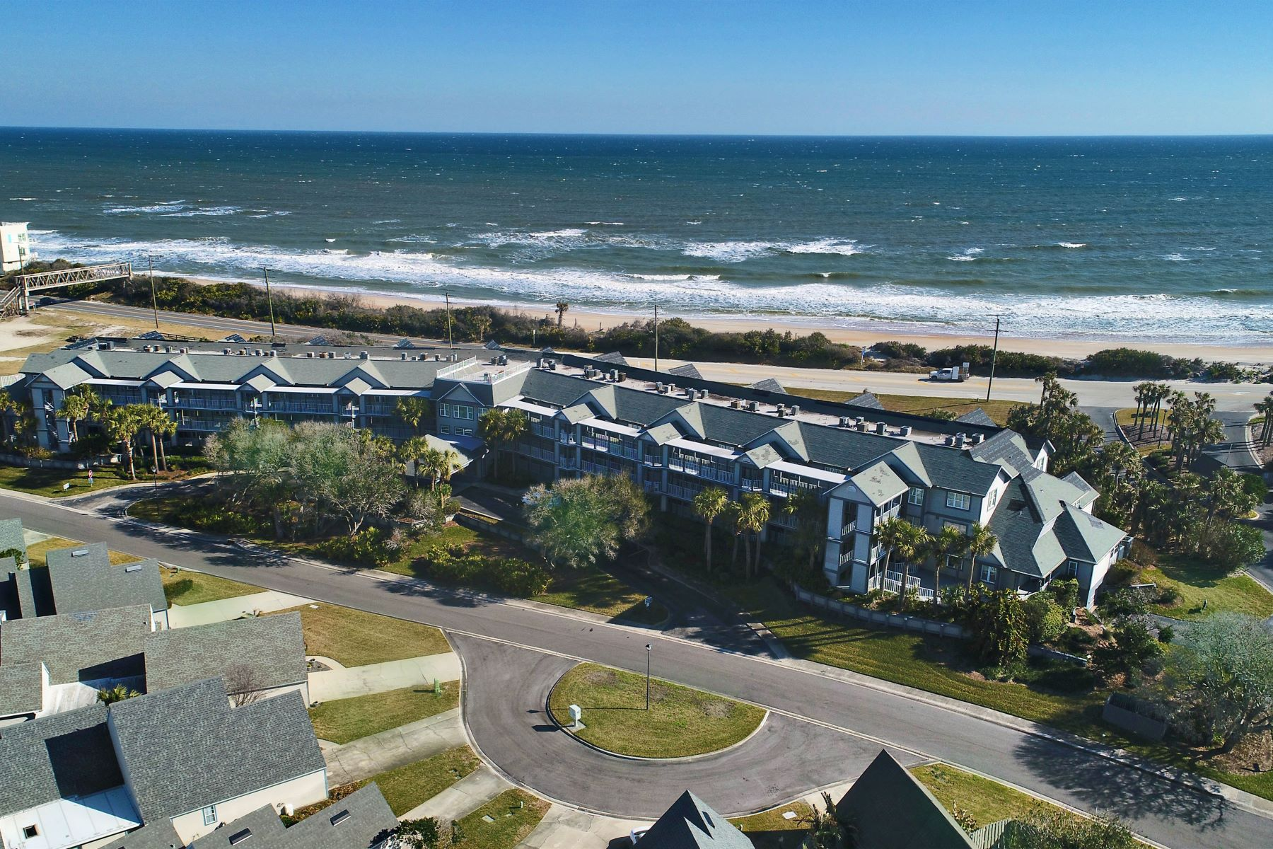Appartement en copropriété pour l Vente à 110 Ocean Hollow Lane Unit 213 St. Augustine, Fl 110 Ocean Hollow Lane Unit 213 St. Augustine, Florida 32084 États-Unis