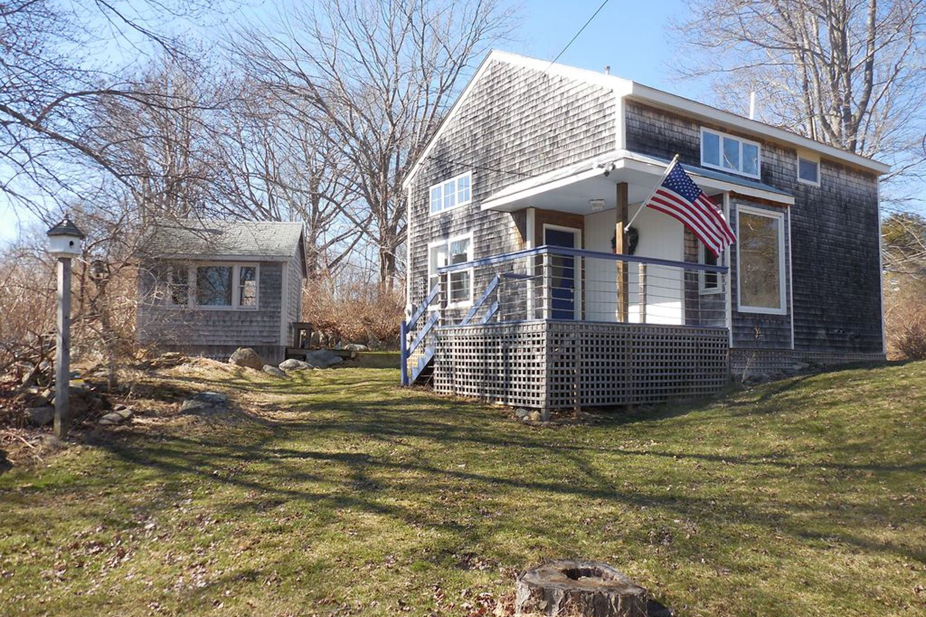 Single Family Homes للـ Sale في Long Island, Maine 04050 United States