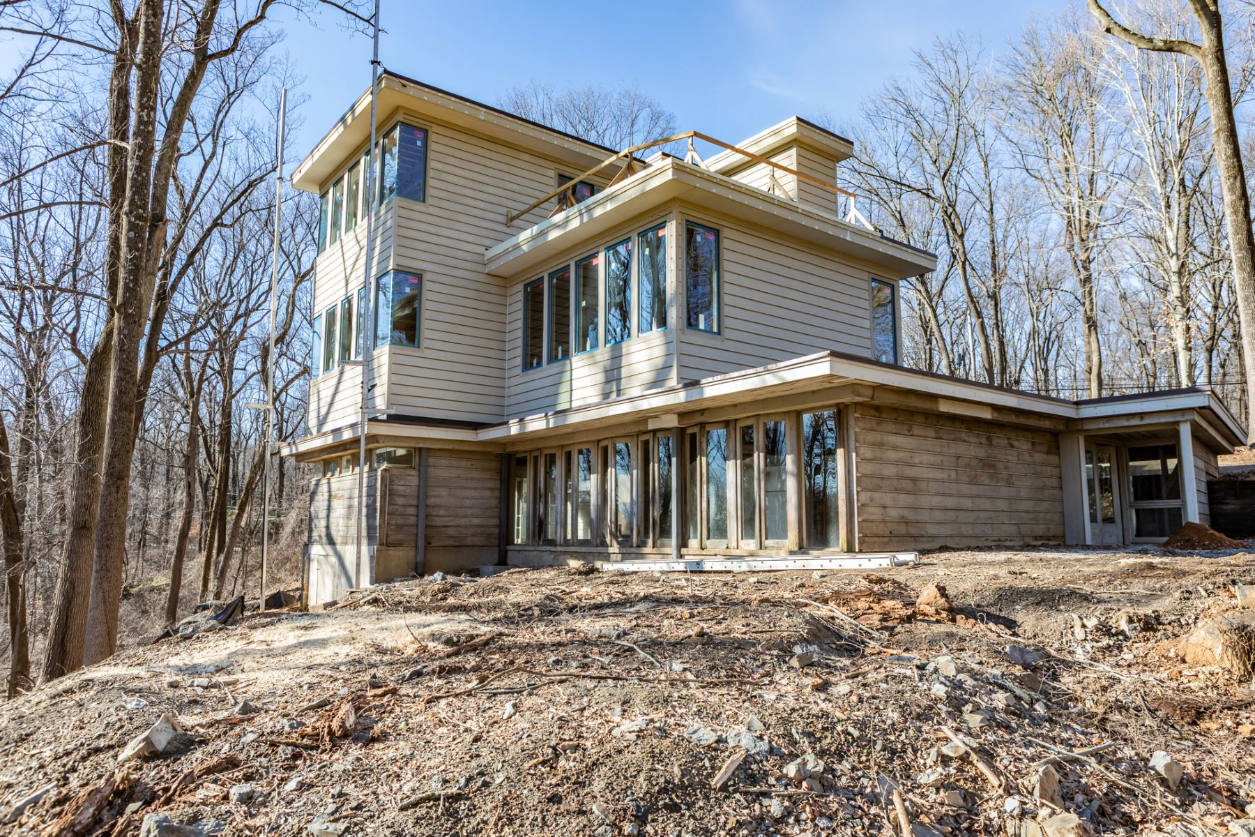 Single Family Homes 용 매매 에 No Expense Spared 144 Drakes Corner Road, Princeton, 뉴저지 08540 미국