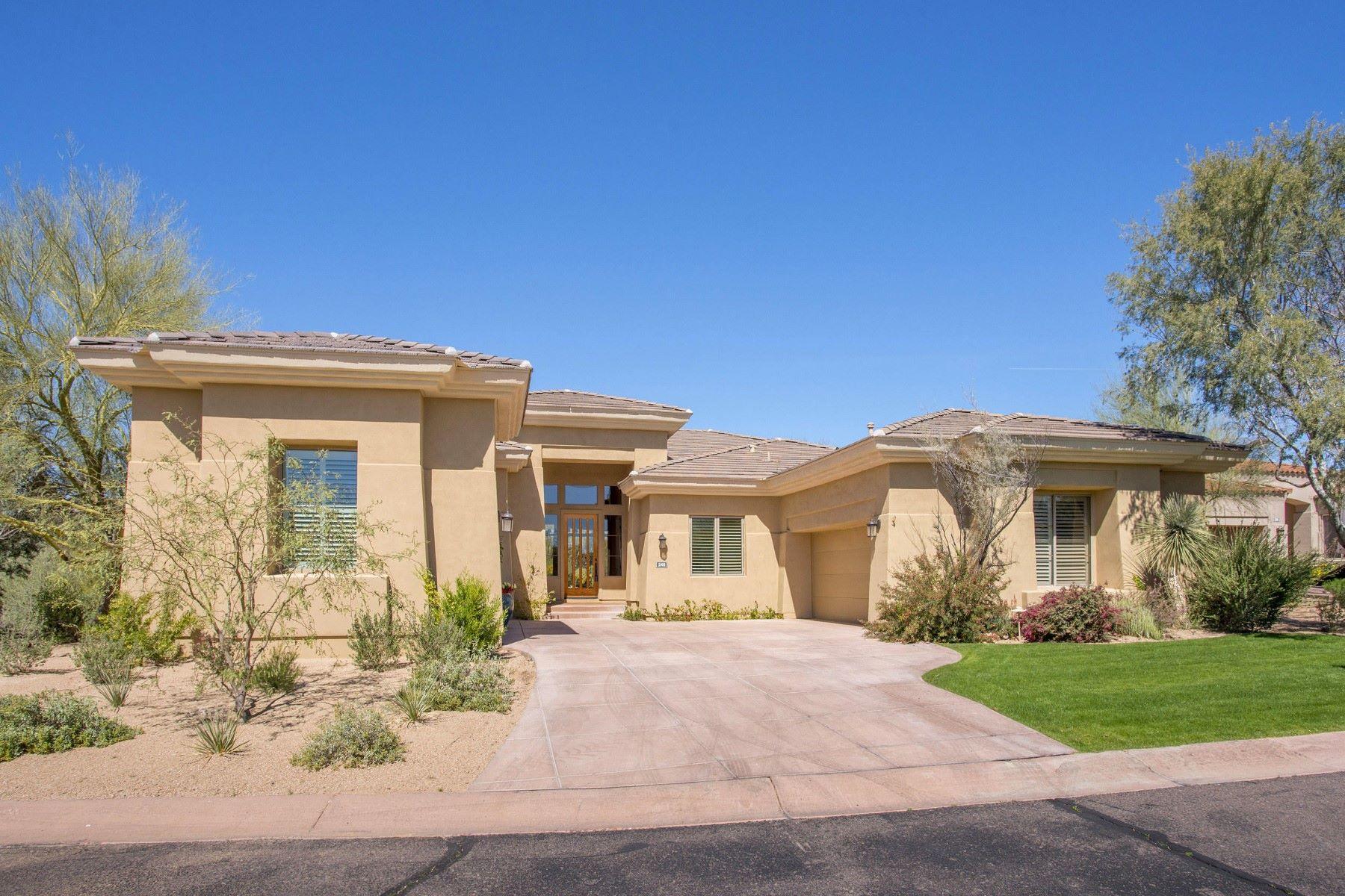 Einfamilienhaus für Verkauf beim Stunning remodel in the heart of DC Ranch 9290 E Thompson Peak Pkwy #246 Scottsdale, Arizona, 85255 Vereinigte Staaten