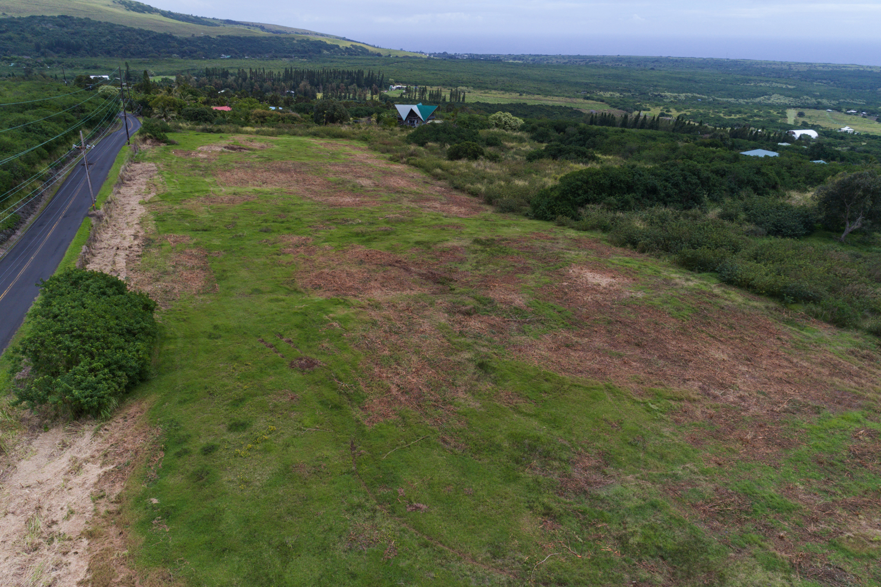 Land for Sale at Naalehu Kamaoa Rd. Naalehu, Hawaii 96772 United States