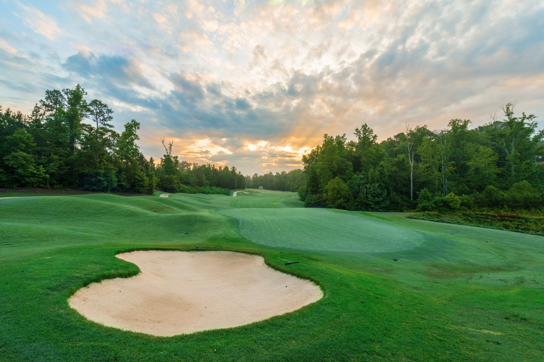 Land for Sale at Fabulous Golf Course Lot Available to Custom Build 16142 Belford Drive Milton, Georgia 30004 United States