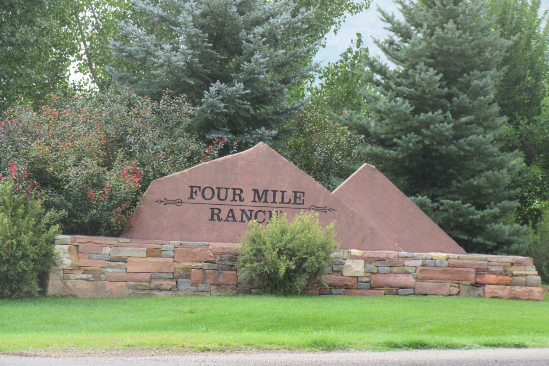 Land for Sale at Four Mile Ranch Lot 49 000022 Maroon Drive, Glenwood Springs, Colorado, 81601 United States