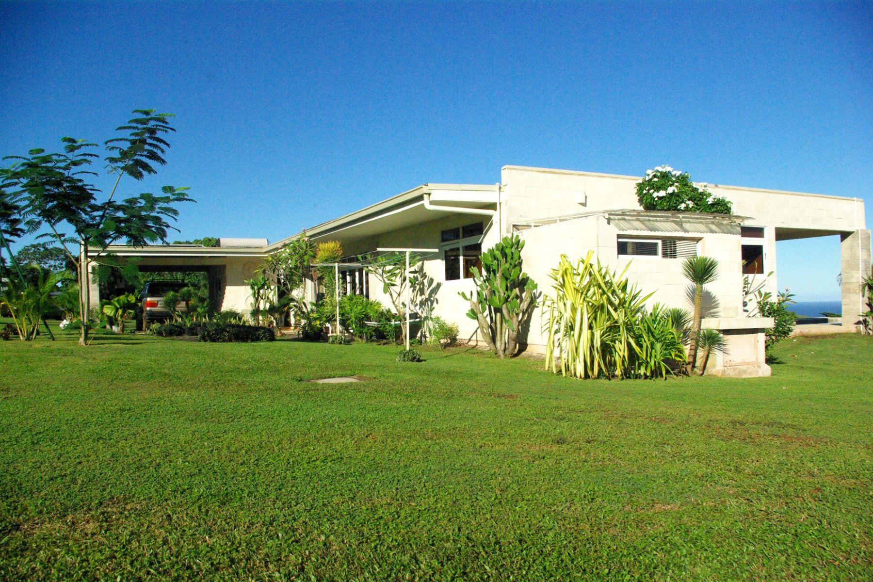 Casa Unifamiliar por un Venta en Timeless property in Tahiti Vairao Tahiti, French Polynesia