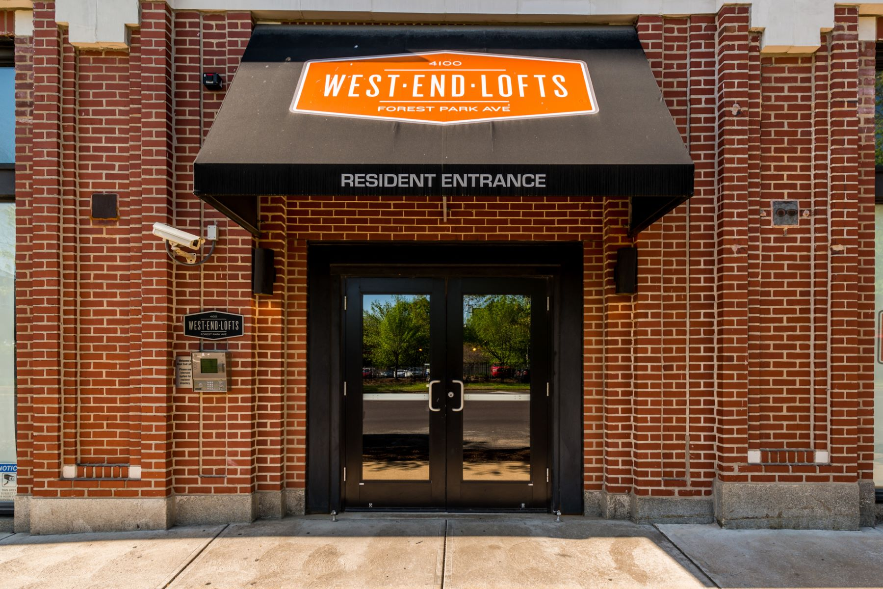 Additional photo for property listing at West End Lofts 4100 Forest Park Avenue # 203 St. Louis, Missouri 63108 United States