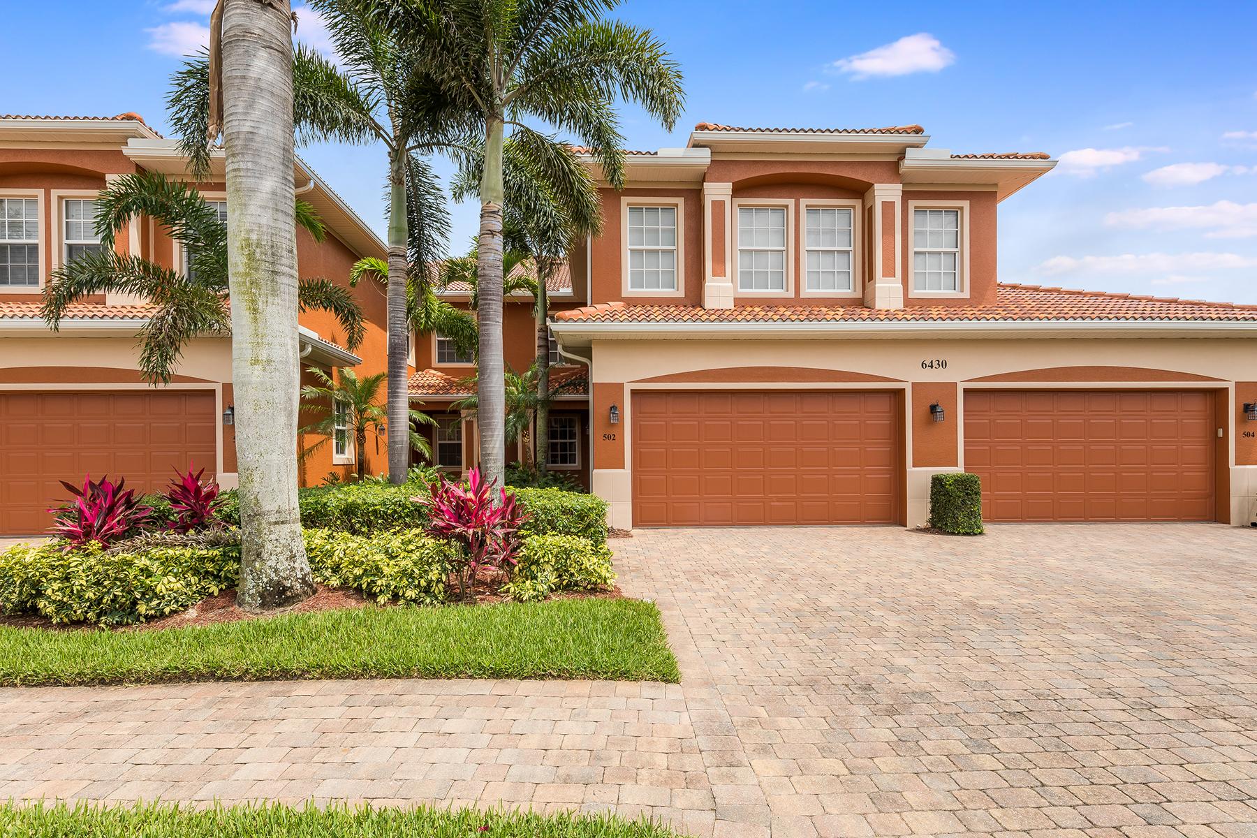 共管物業 為 出售 在 LELY RESORT 6430 Legacy Cir 502 Naples, 佛羅里達州 34113 美國