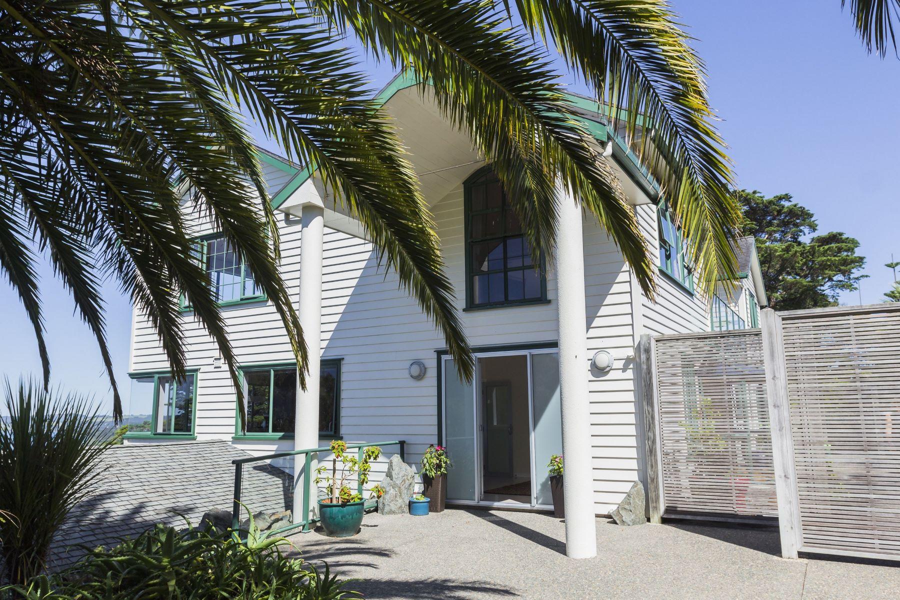 단독 가정 주택 용 매매 에 Carista House 124 Miller Way Martins Bay Other New Zealand, 뉴질랜드의 기타 지역, 0982 뉴질랜드