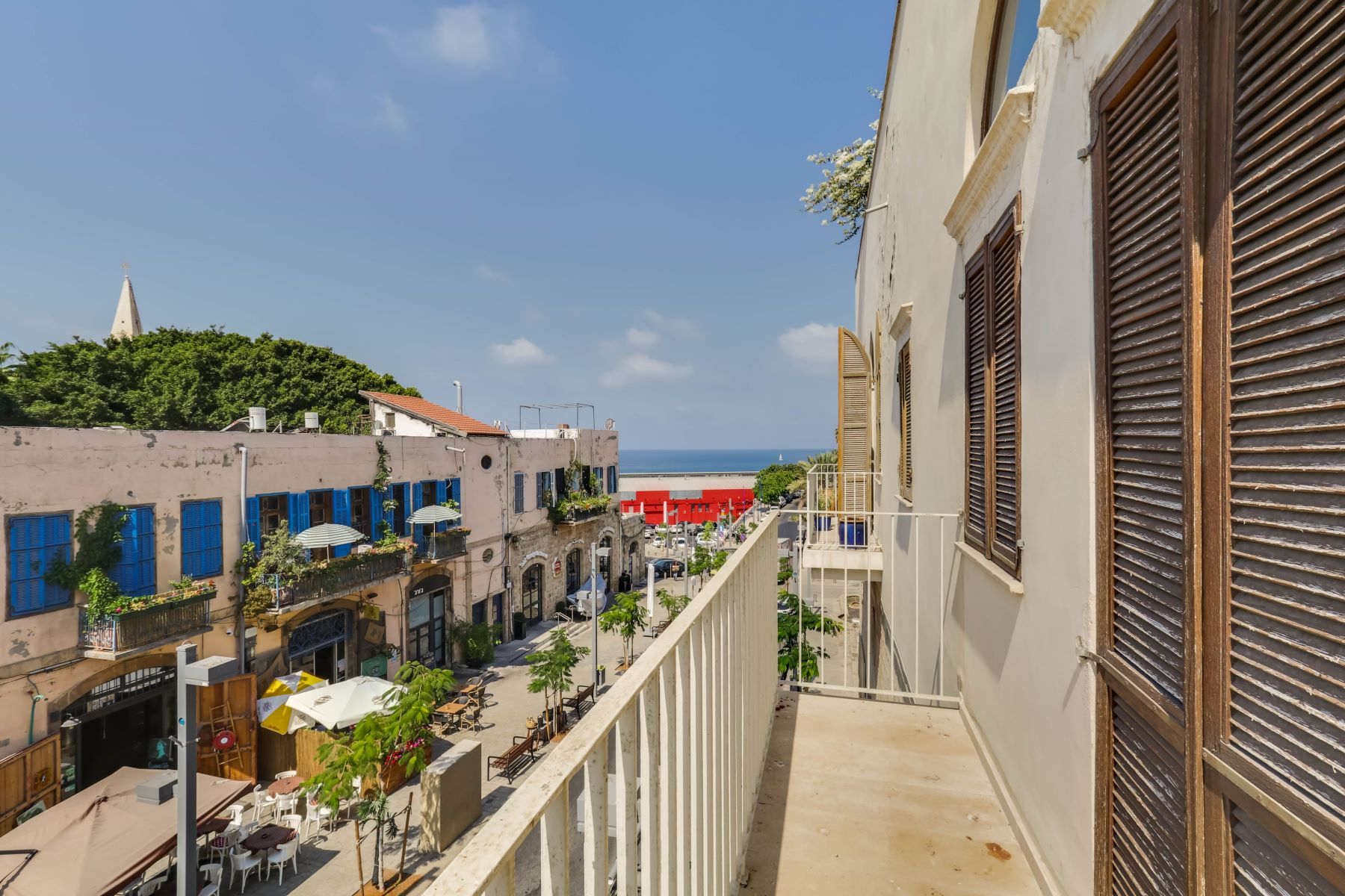Additional photo for property listing at Enduring Luxury Boutique Old Jaffa Apartment 佳发, 以色列 以色列