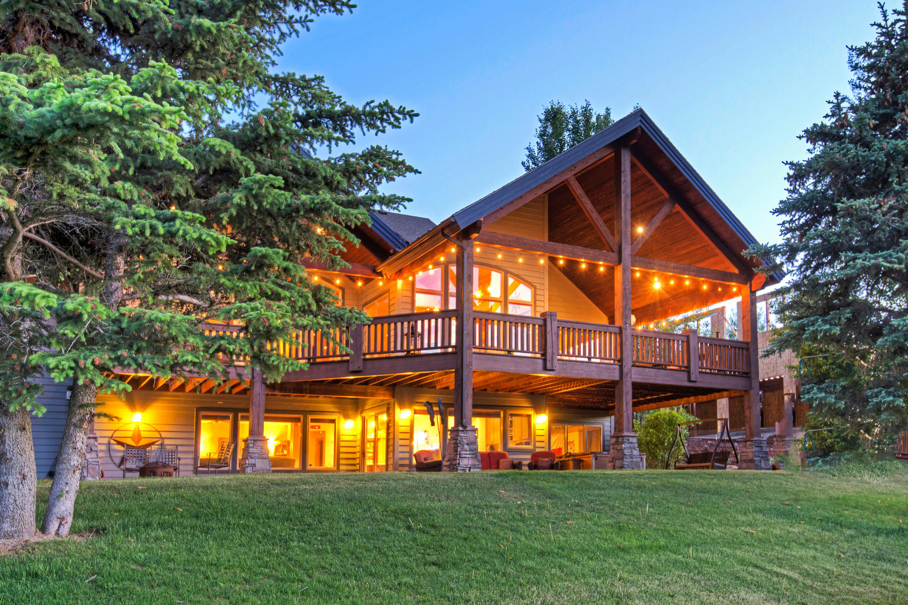 Single Family Home for Sale at Supreme Quality in Your Own Private World 3198 W Creek Rd Park City, Utah, 84098 United States