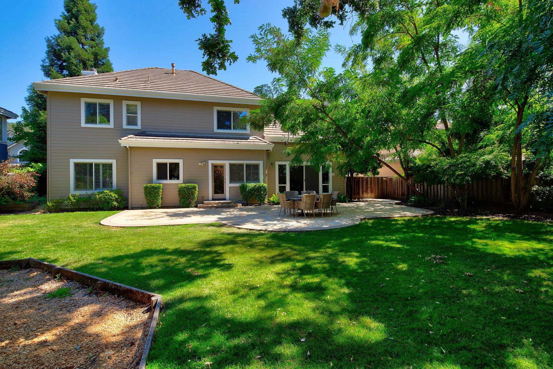 Single Family Homes for Sale at Beautiful Updated Home 410 Jeannie Court Danville, California 94526 United States