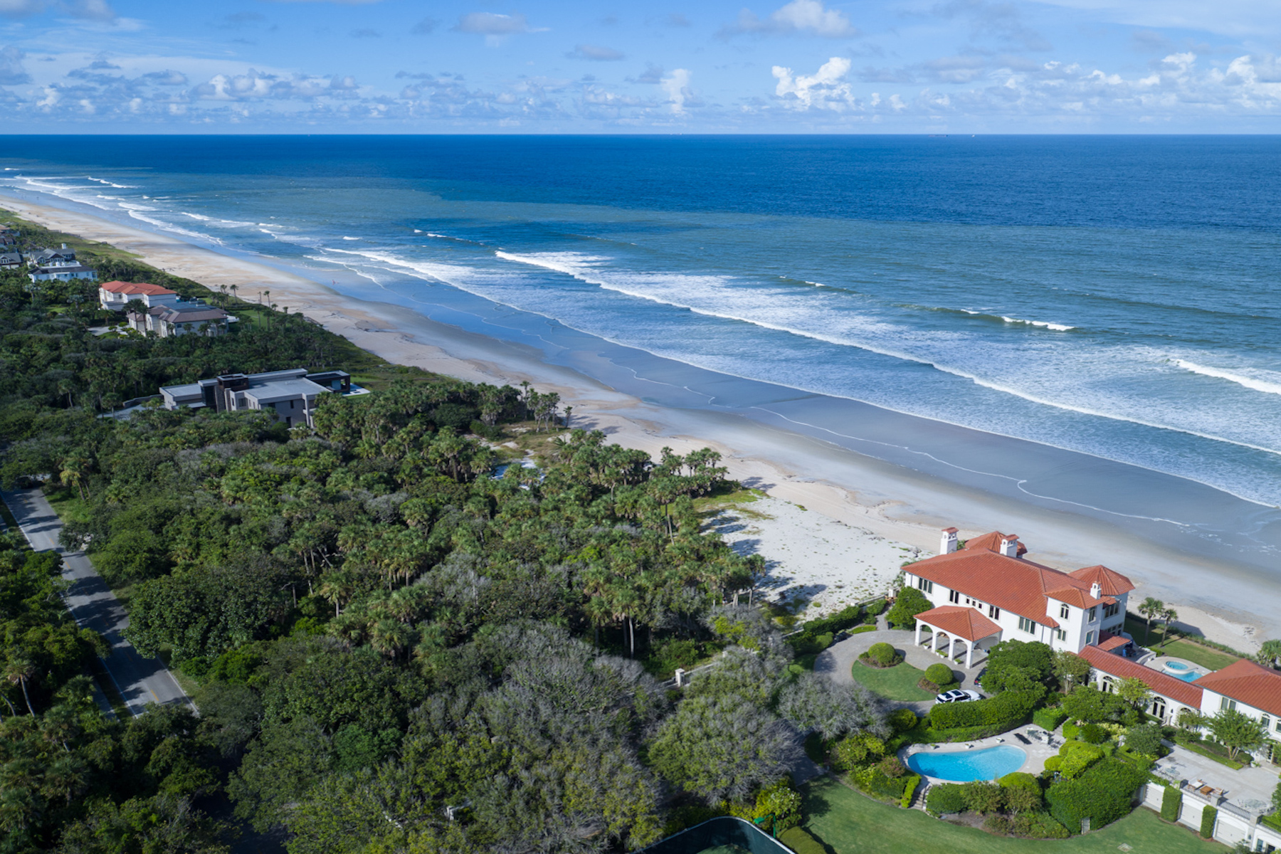 Land for Sale at Desirable 200' Oceanfront Lot 955 Ponte Vedra Boulevard Ponte Vedra Beach, Florida 32082 United States