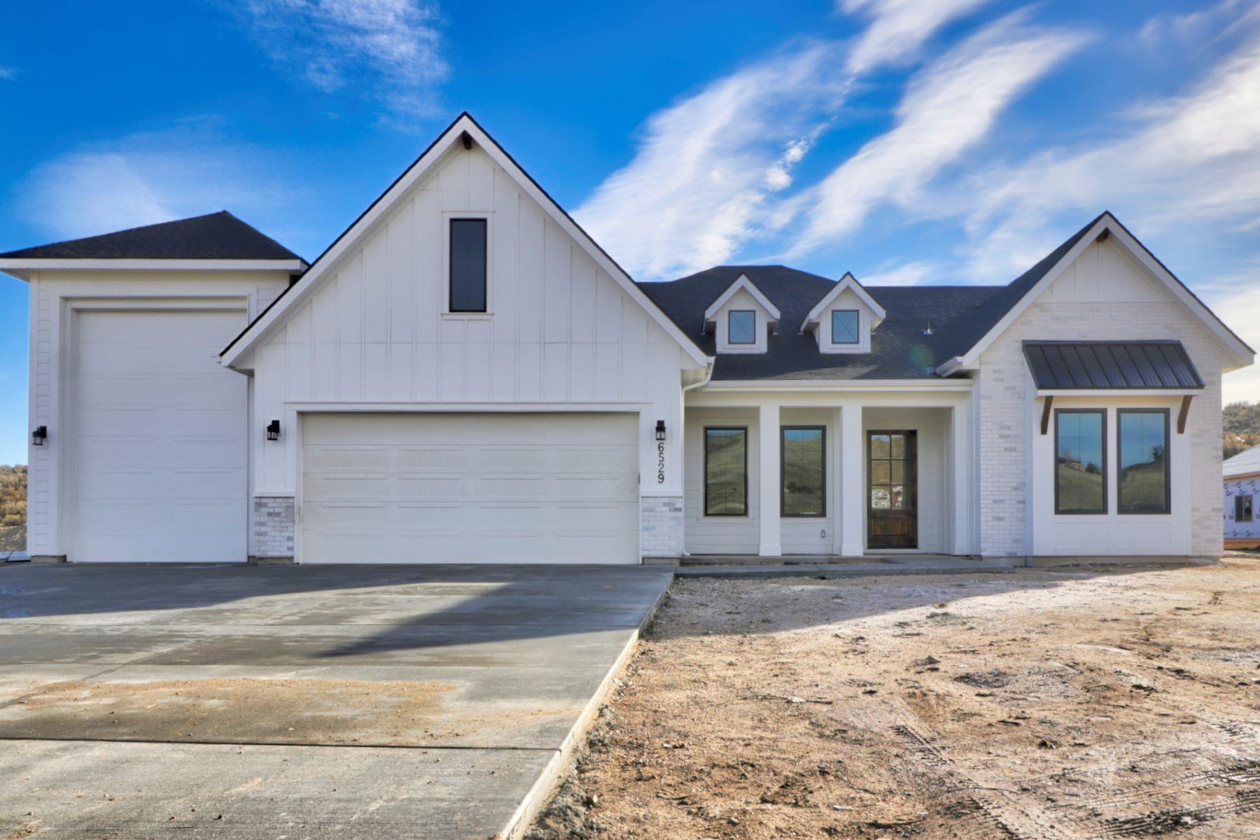 Single Family Homes for Sale at 6580 Sage Basin Way Star, Idaho 83669 United States
