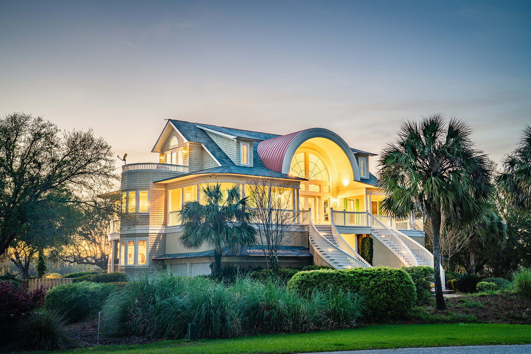 Single Family Homes for Active at 3960 Gift Boulevard Johns Island, South Carolina 29455 United States