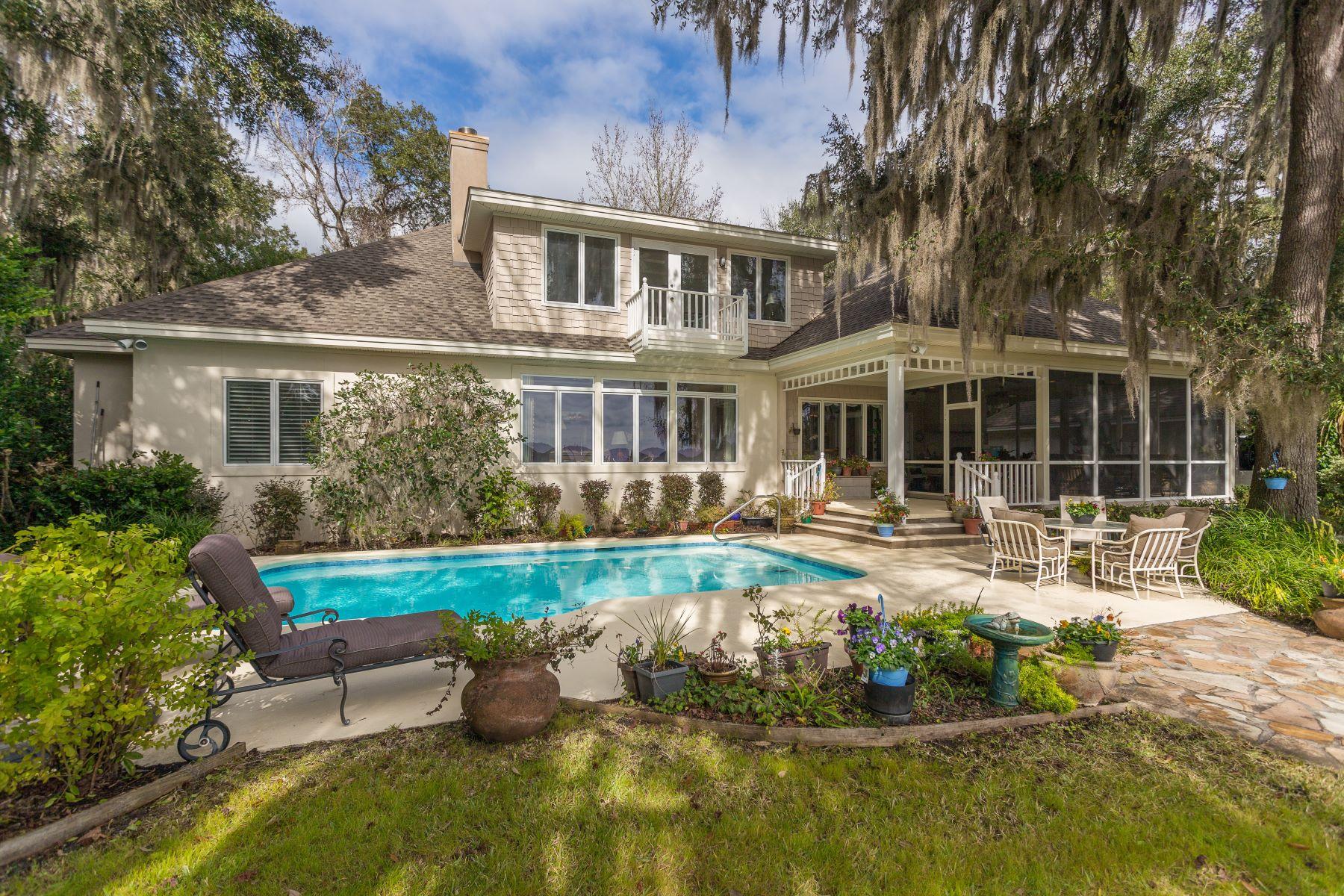 Single Family Homes для того Продажа на Brunswick, Джорджия 31523 Соединенные Штаты