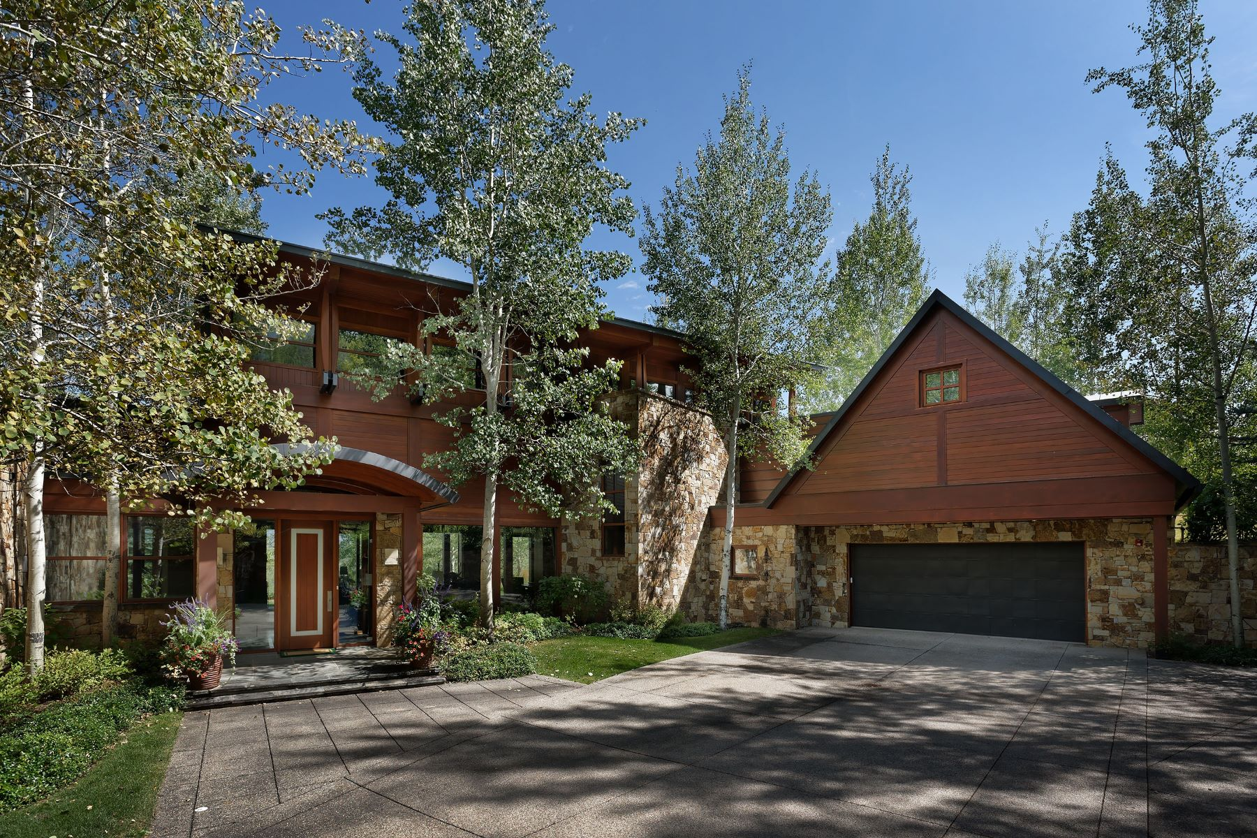 Single Family Home for Sale at Blue Spruce 204 Blue Spruce Lane, Snowmass Village, Colorado, 81615 United States