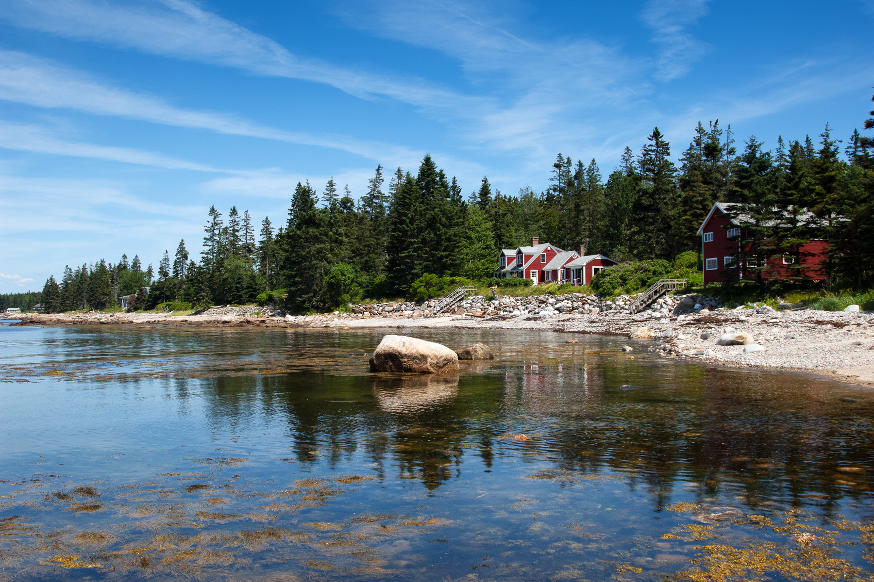 Single Family Home for Sale at 75 Jones Farm Road Bristol, Maine 04554 United States