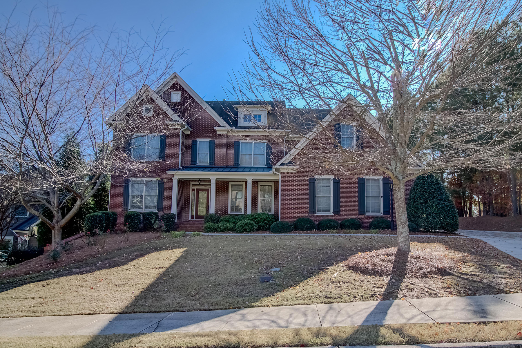 Single Family Home for Sale at Beautiful Family Home On Corner Lot In A Quiet Neighborhood 3585 Glenaireview Court Dacula, Georgia 30019 United States