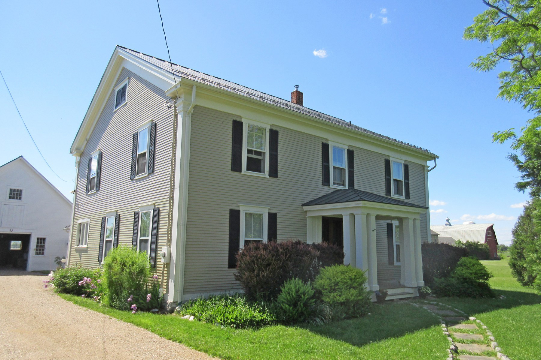 Single Family Home for Sale at 181 North Street, New Haven 181 North St New Haven, Vermont 05472 United States