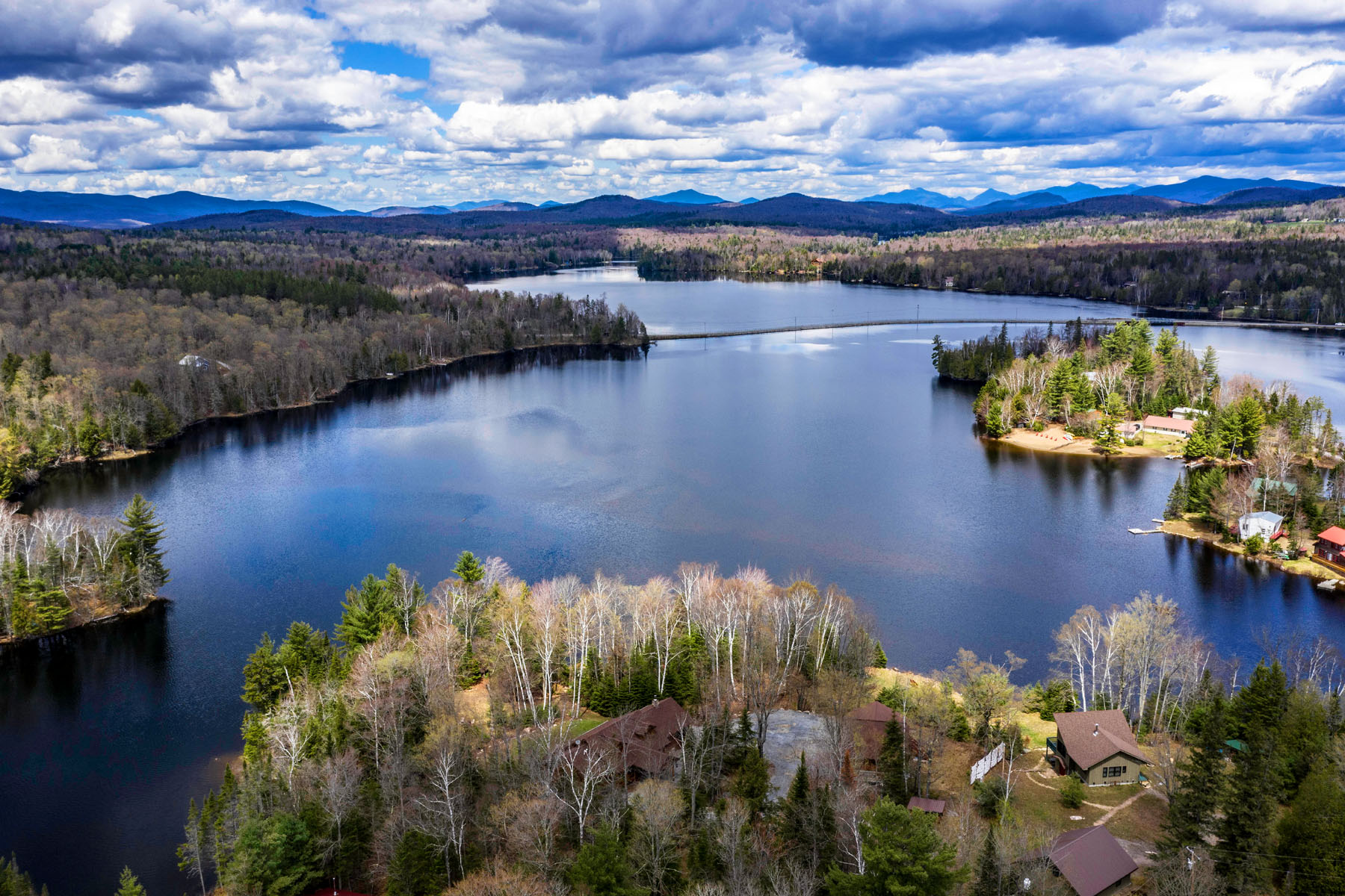 Single Family Homes for Sale at 218 Jerry Savarie Road Indian Lake, New York 12842 United States