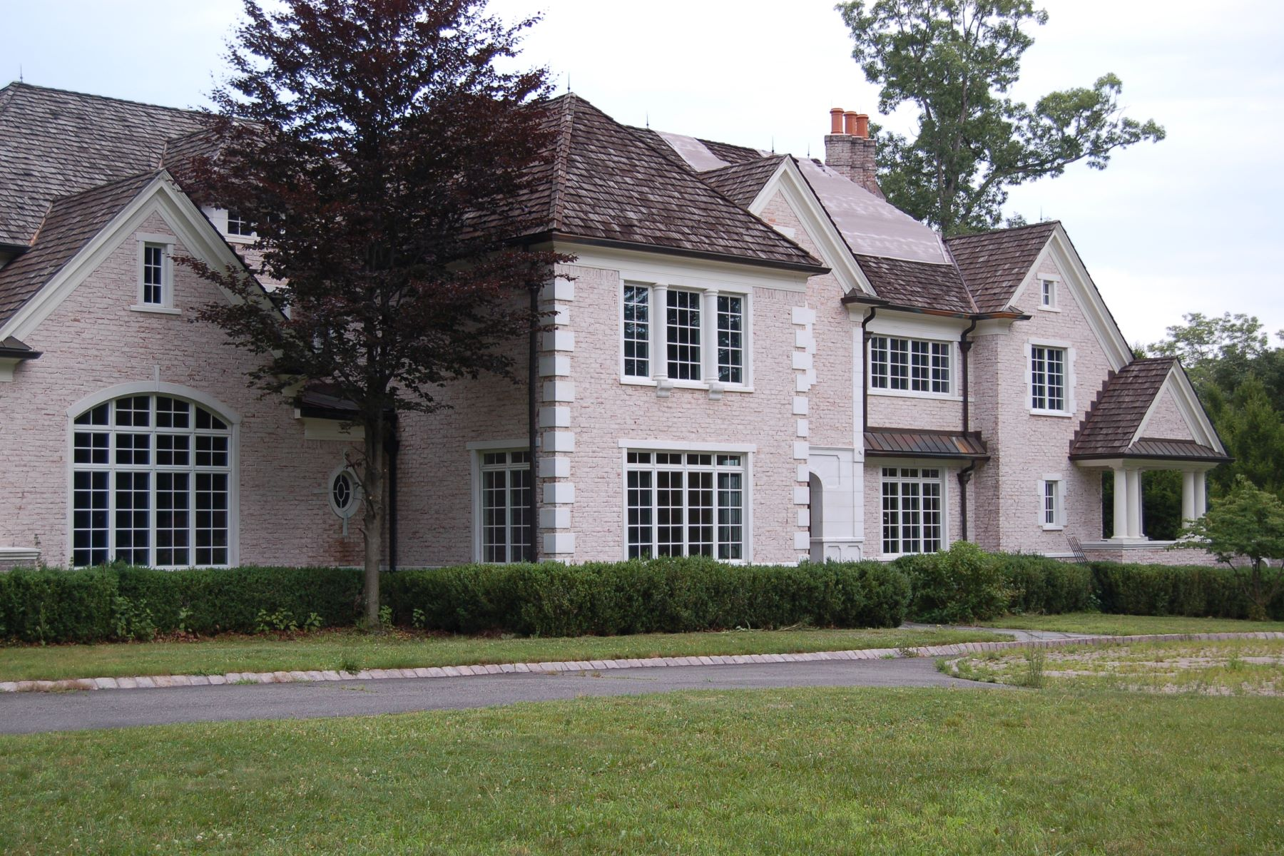 Maison unifamiliale pour l Vente à Custom Estate Home 3 Kensington Court Mendham Township, New Jersey, 07945 États-Unis