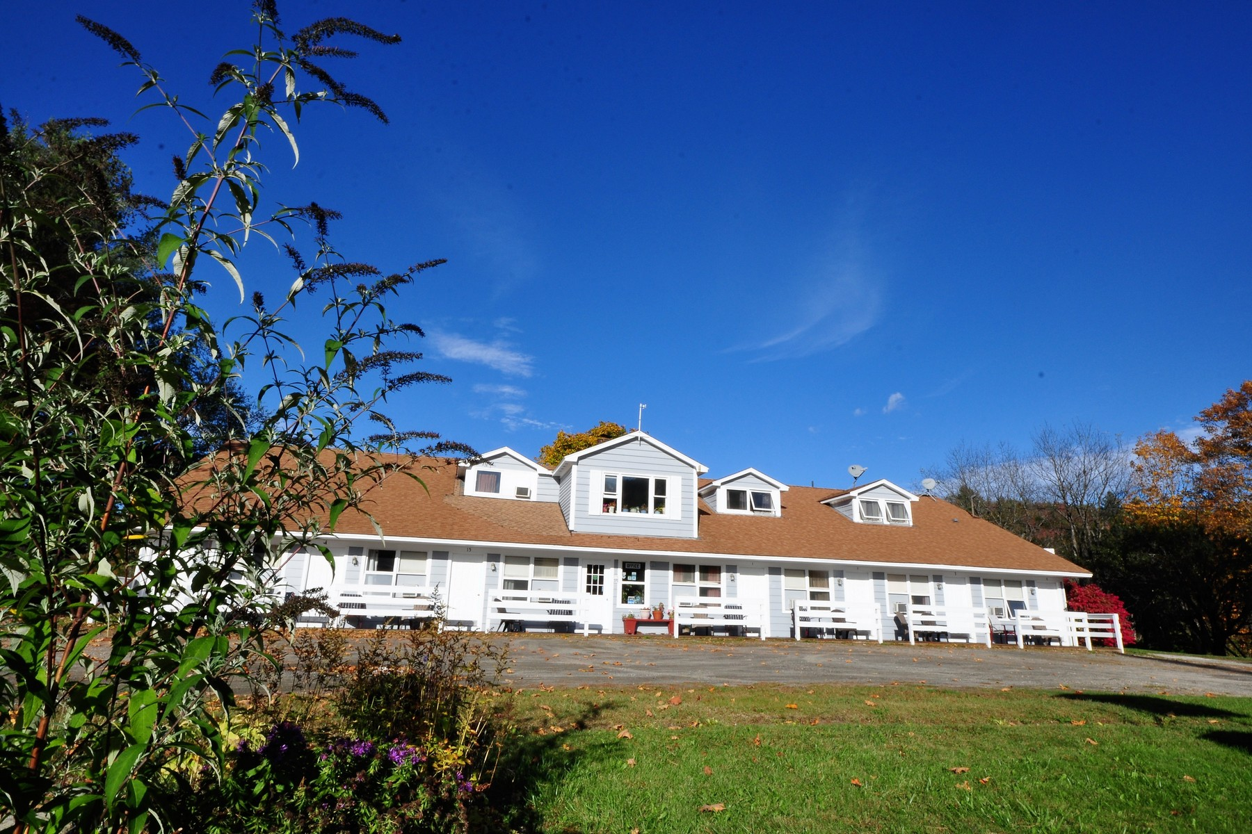 Single Family Homes for Sale at Hospitality Opportunity 195 Vermont Route 9 Wilmington, Vermont 05363 United States