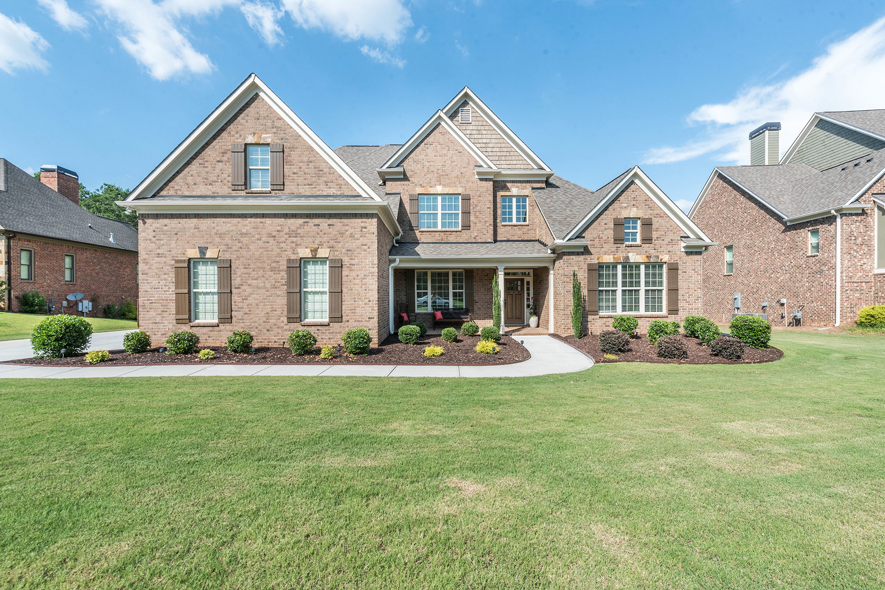 Single Family Home for Sale at Cobb's Finest Outdoor Entertainment 3977 Cooks Farm Drive Kennesaw, Georgia GA United States