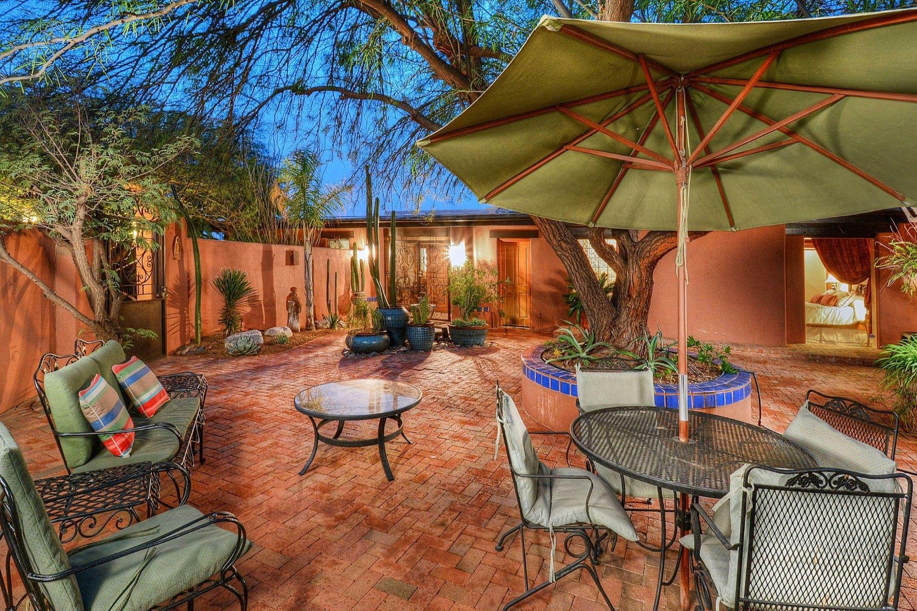 一戸建て のために 売買 アット Immaculate Hill Top Home in Flecha Caida Ranch Estates 4737 La Rueda, Tucson, アリゾナ, 85718 アメリカ合衆国