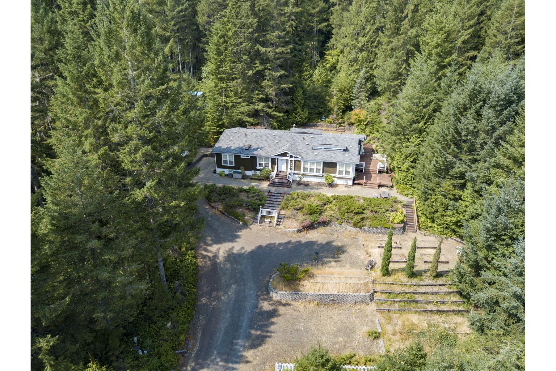 Land for Sale at Hoodsport Land 2 N Hoodcastle Dr Shelton, Washington 98584 United States