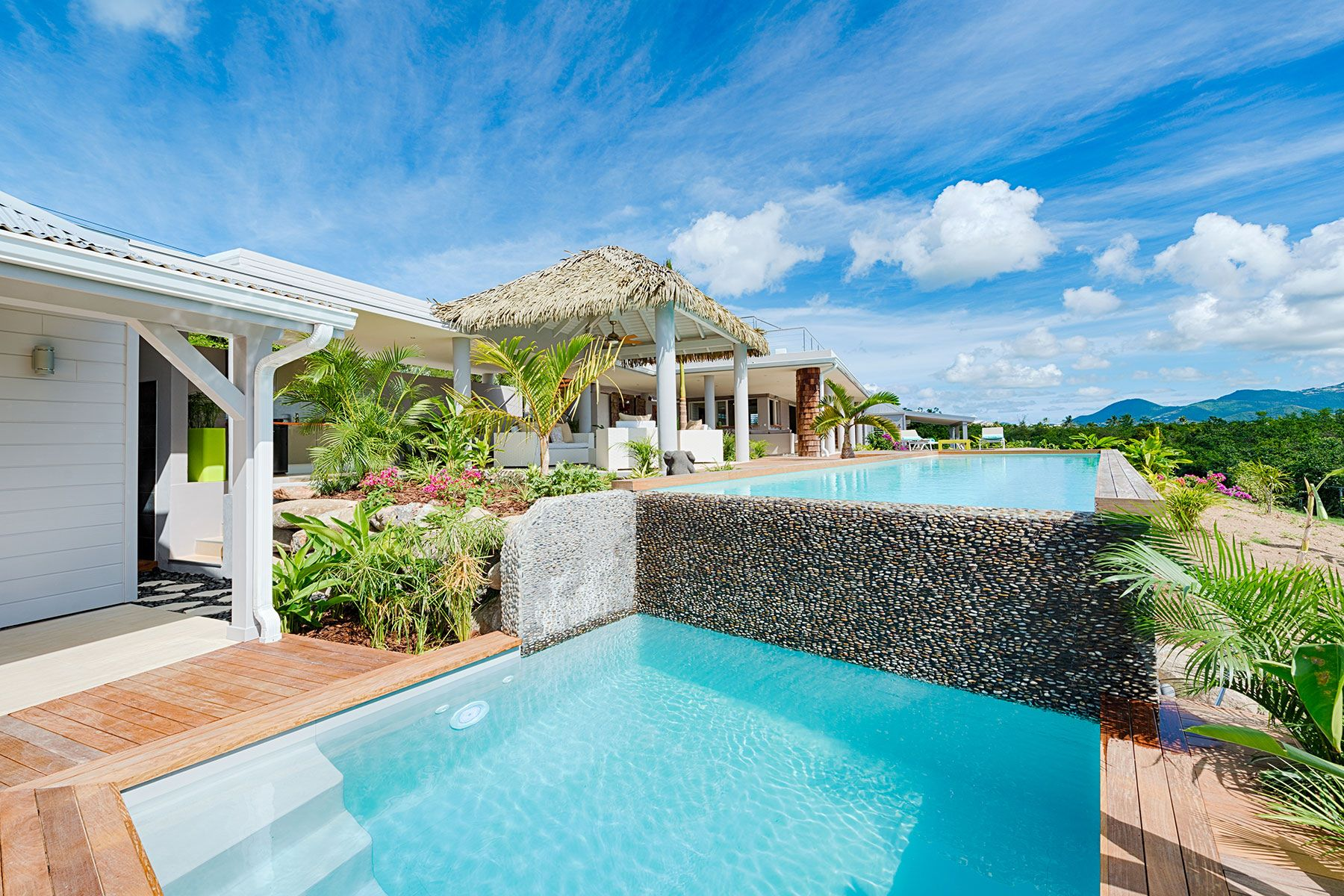 Single Family Home for Sale at Caribbean Blue Caribbean Blue Terres Basses, Cities In Saint Martin 97150 St. Martin