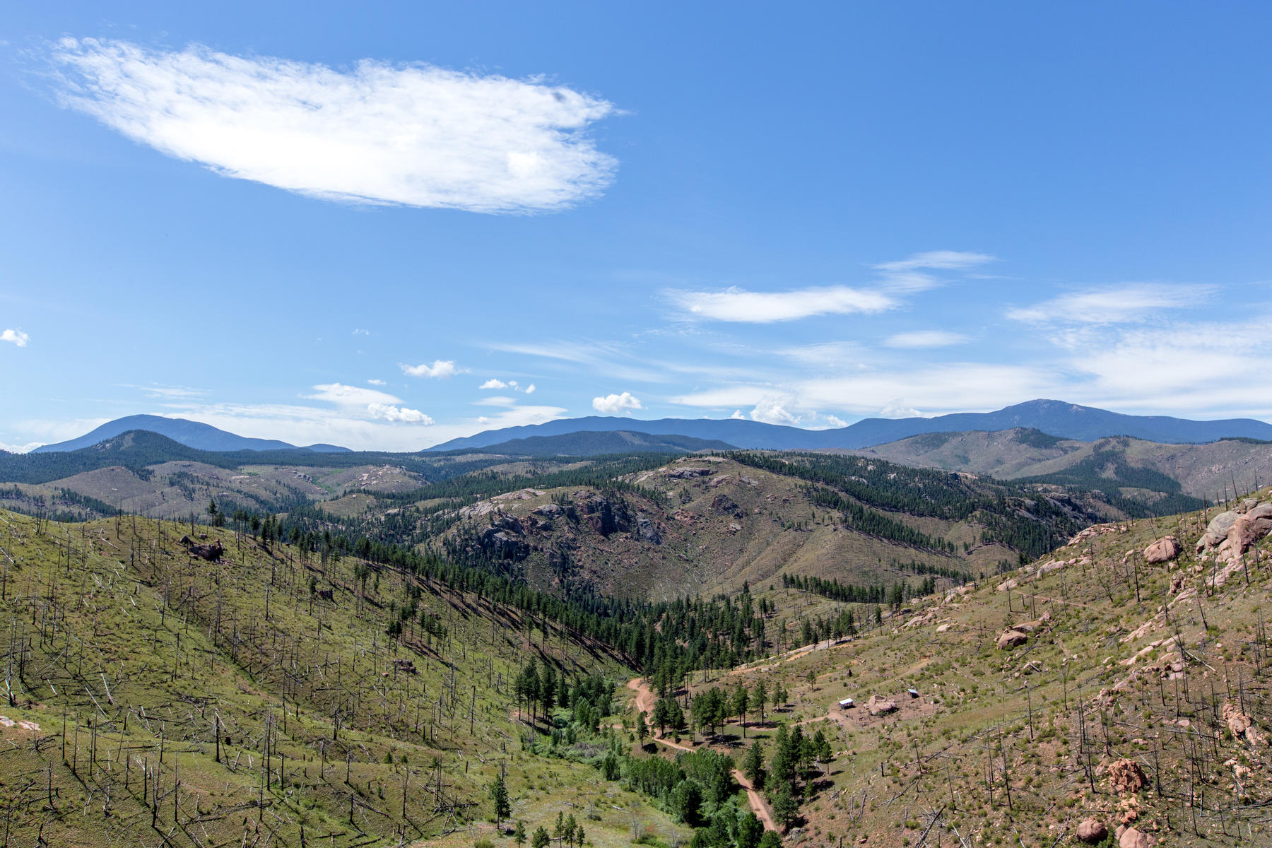 Land for Sale at Ultimate Potential at Clouds End Ranch! TBD Cochise Trail, Pine, Colorado 80470 United States