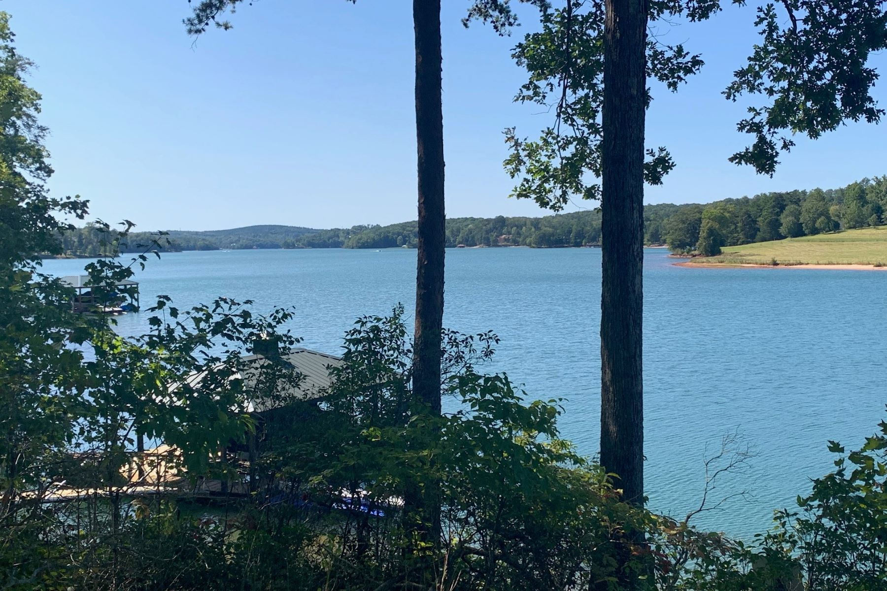 Land for Sale at Waterfront with Mountain Views CKS 4B-99 Six Mile, South Carolina 29682 United States