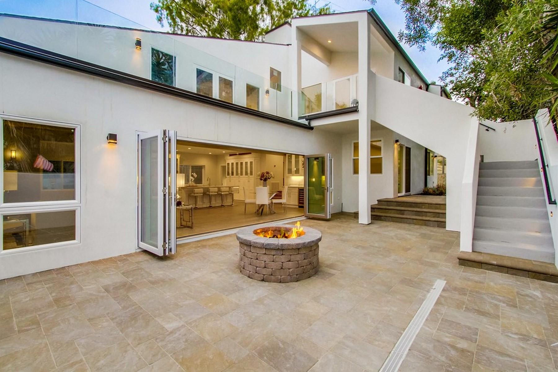 Casa Unifamiliar por un Venta en 831 Passiflora Avenue Encinitas, California, 92024 Estados Unidos