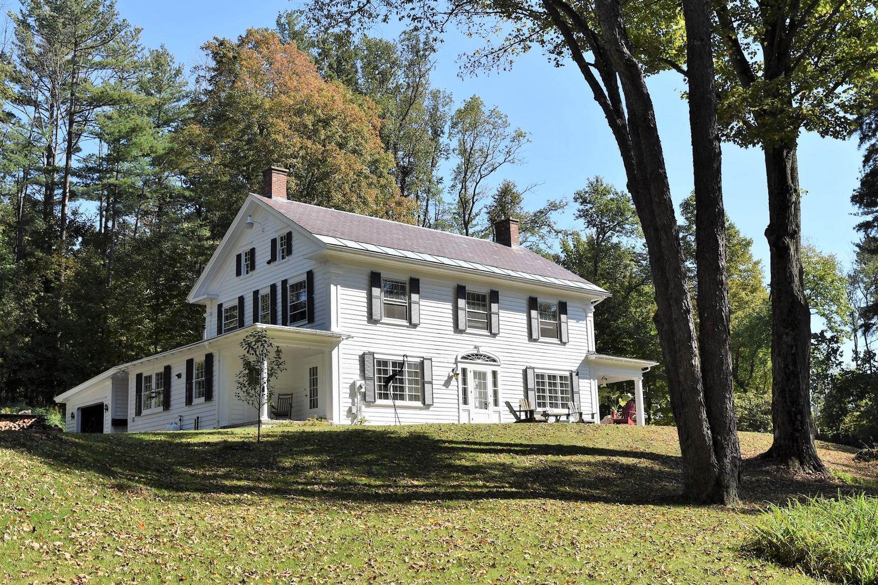 Частный односемейный дом для того Продажа на Prestigious Setting-1.82 Acres 272 Grove, Rutland, Вермонт, 05701 Соединенные Штаты
