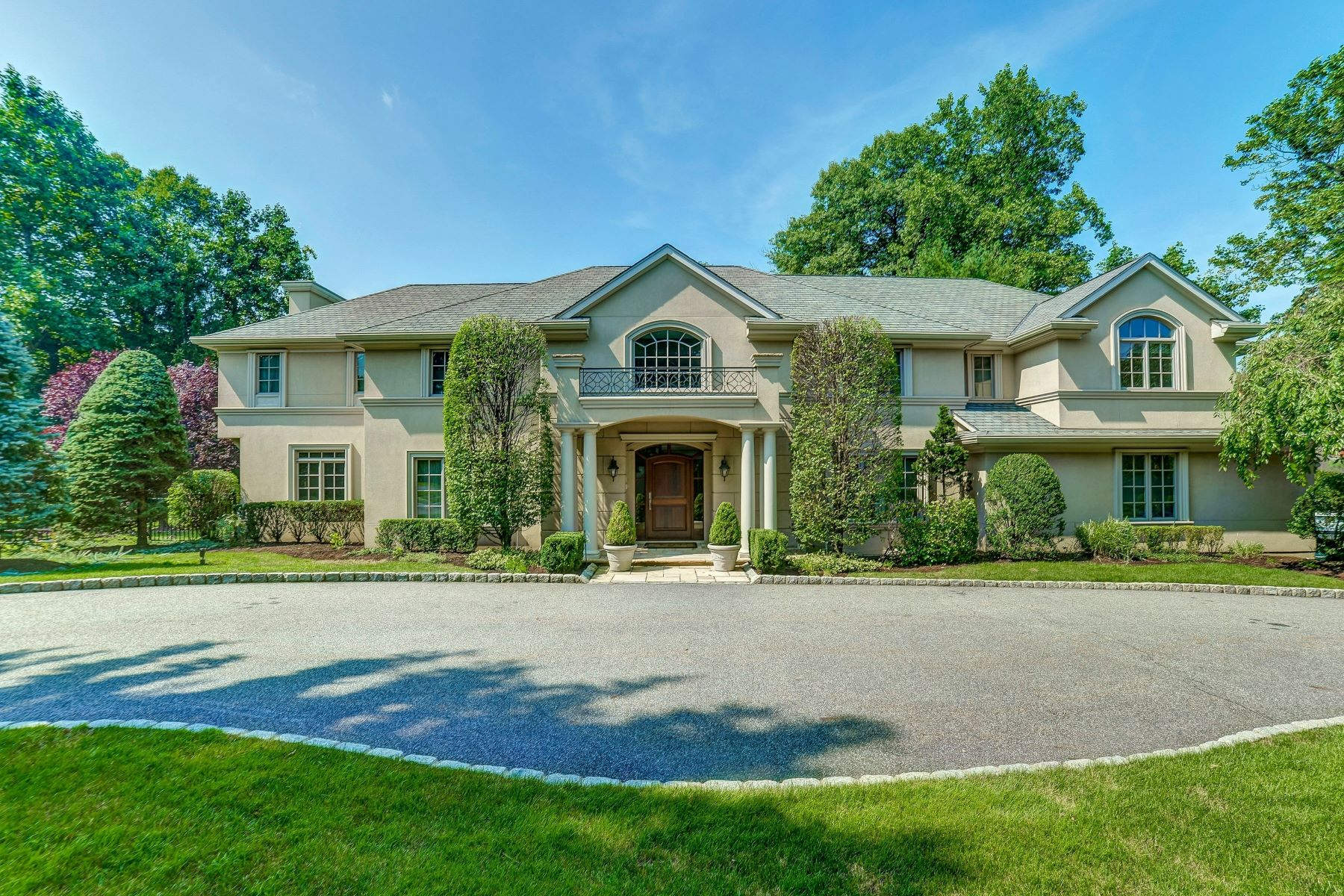 Single Family Home for Sale at Prestigious Colonial 257 Truman Dr, Cresskill, New Jersey 07626 United States
