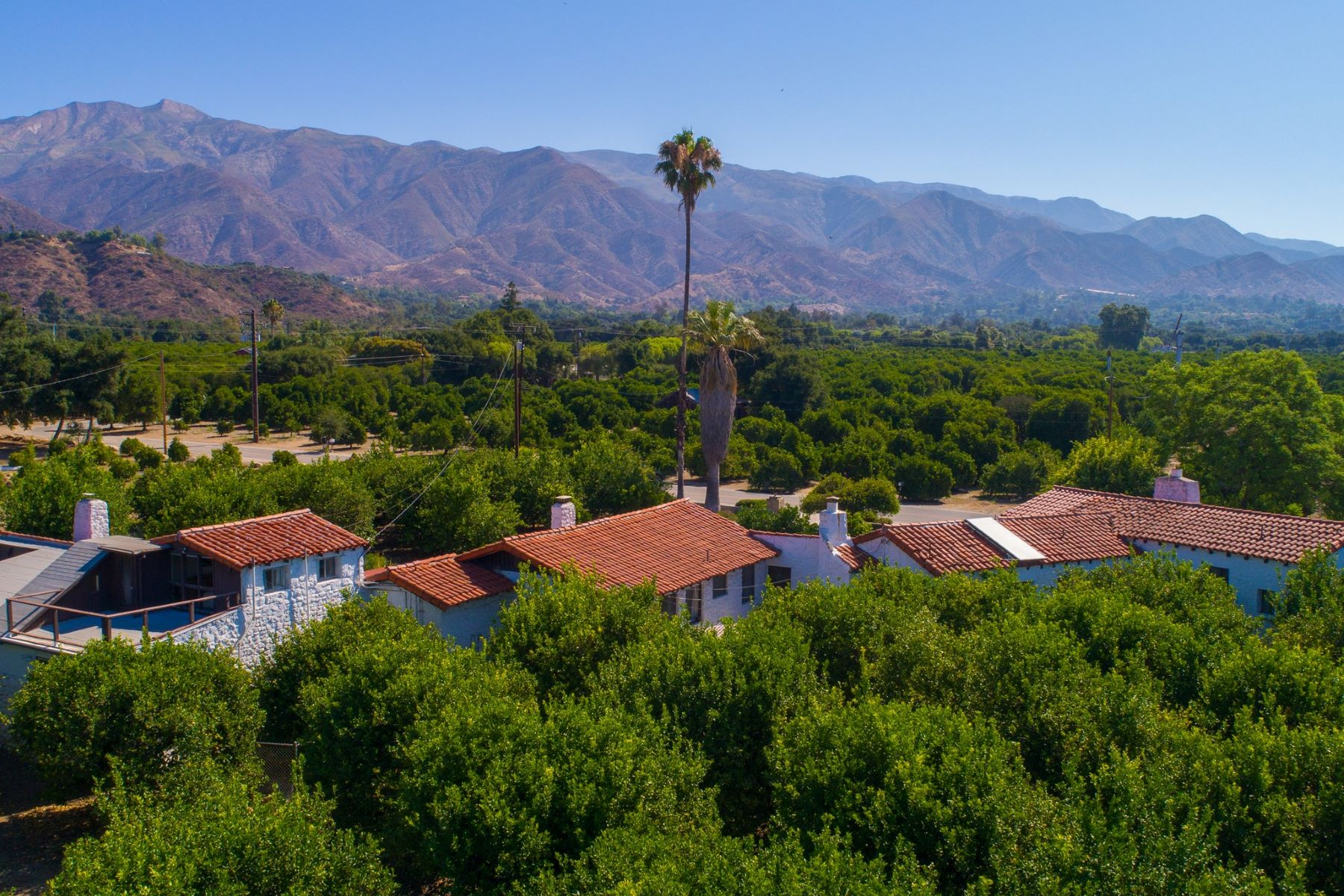 Single Family Homes for Sale at 985 Fordyce Road Ojai, California 93023 United States