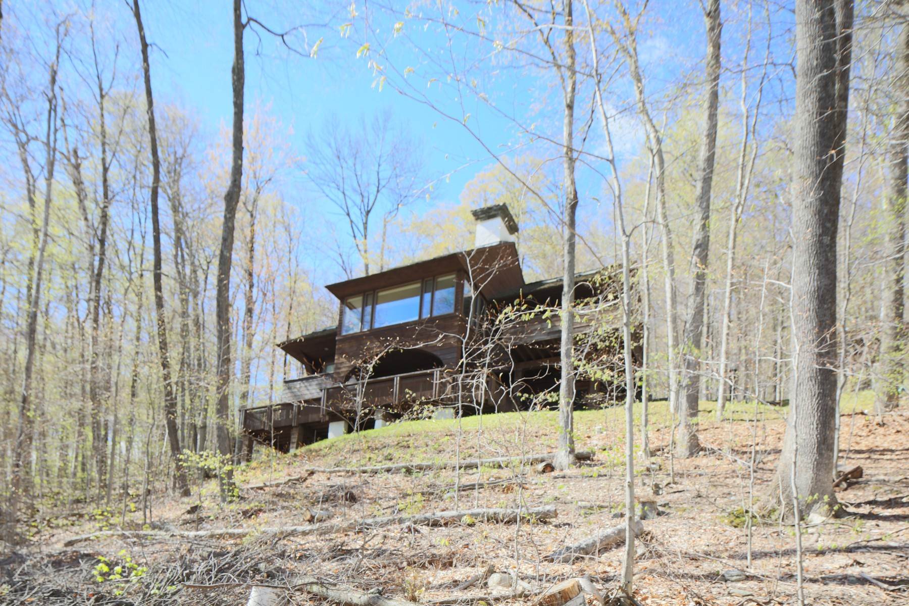 single family homes for Sale at Inspiring Views 151 Osprey Pl Plymouth, Vermont 05056 United States