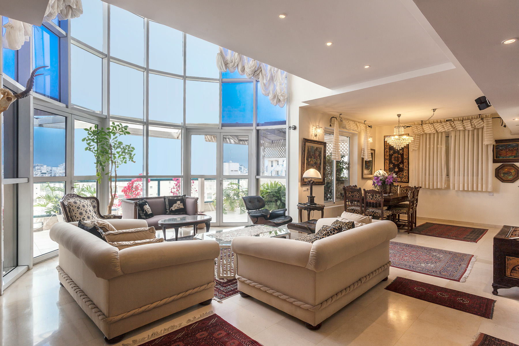 for Sale at Exquisite Luxury Penthouse in New Ramat Aviv Gimel Tel Aviv, Israel Israel