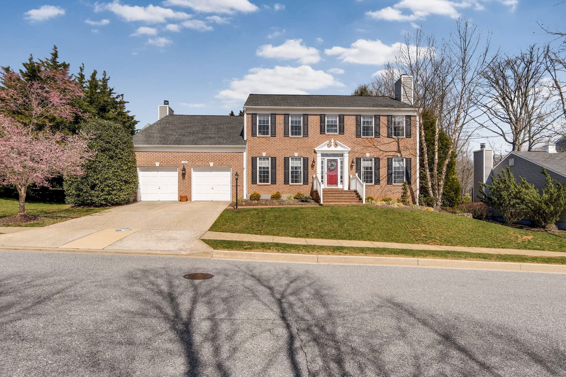 Single Family Homes for Active at 11745 Mayfair Field Drive Lutherville Timonium, Maryland 21093 United States