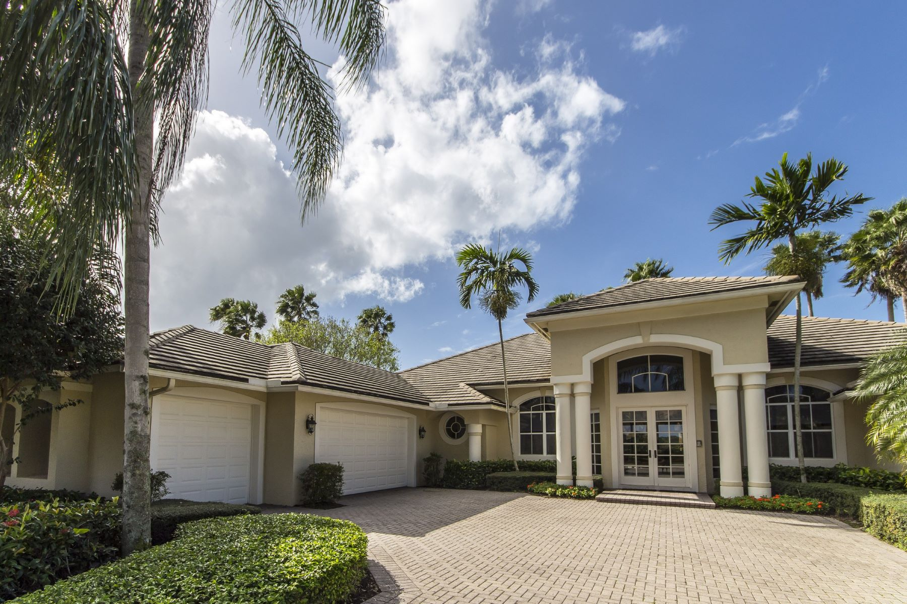 Single Family Home for Sale at 13101 Marsh Landing Palm Beach Gardens, Florida 33418 United States