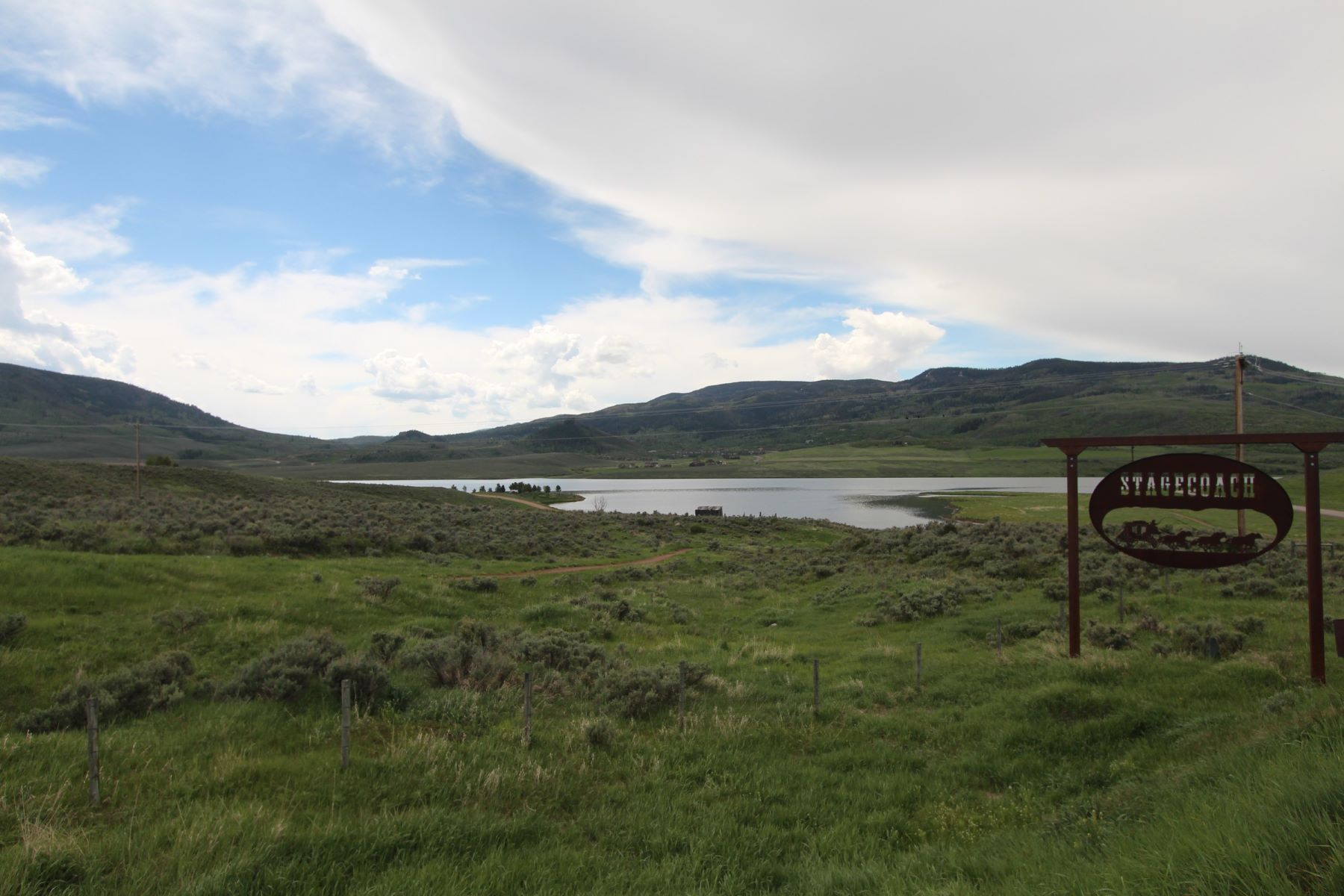 Land for Sale at Building Lot with Views of the Lake 30060 Bannock Trail Oak Creek, Colorado 80486 United States