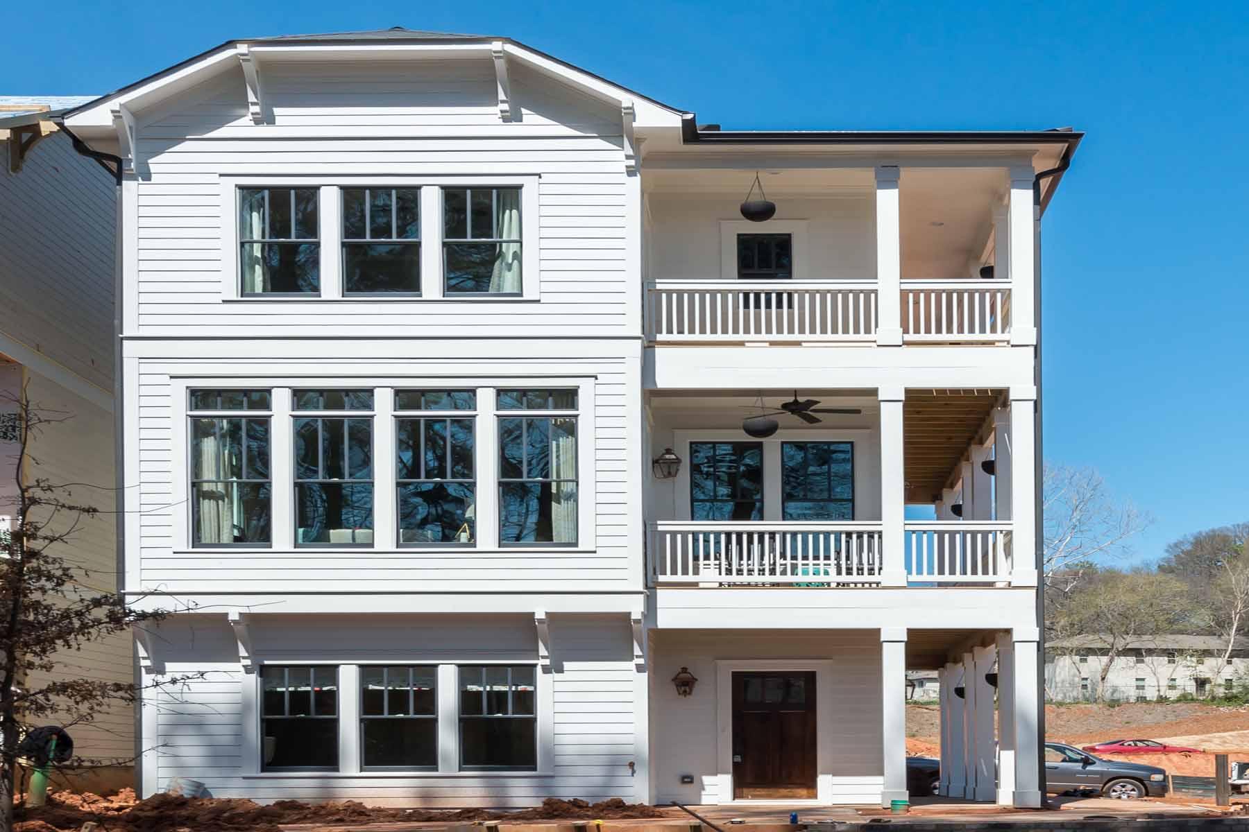 Single Family Home for Sale at Gorgeous Decatur Cottage 2820 Craigie Avenue Unit 4 Decatur, Georgia, 30030 United States
