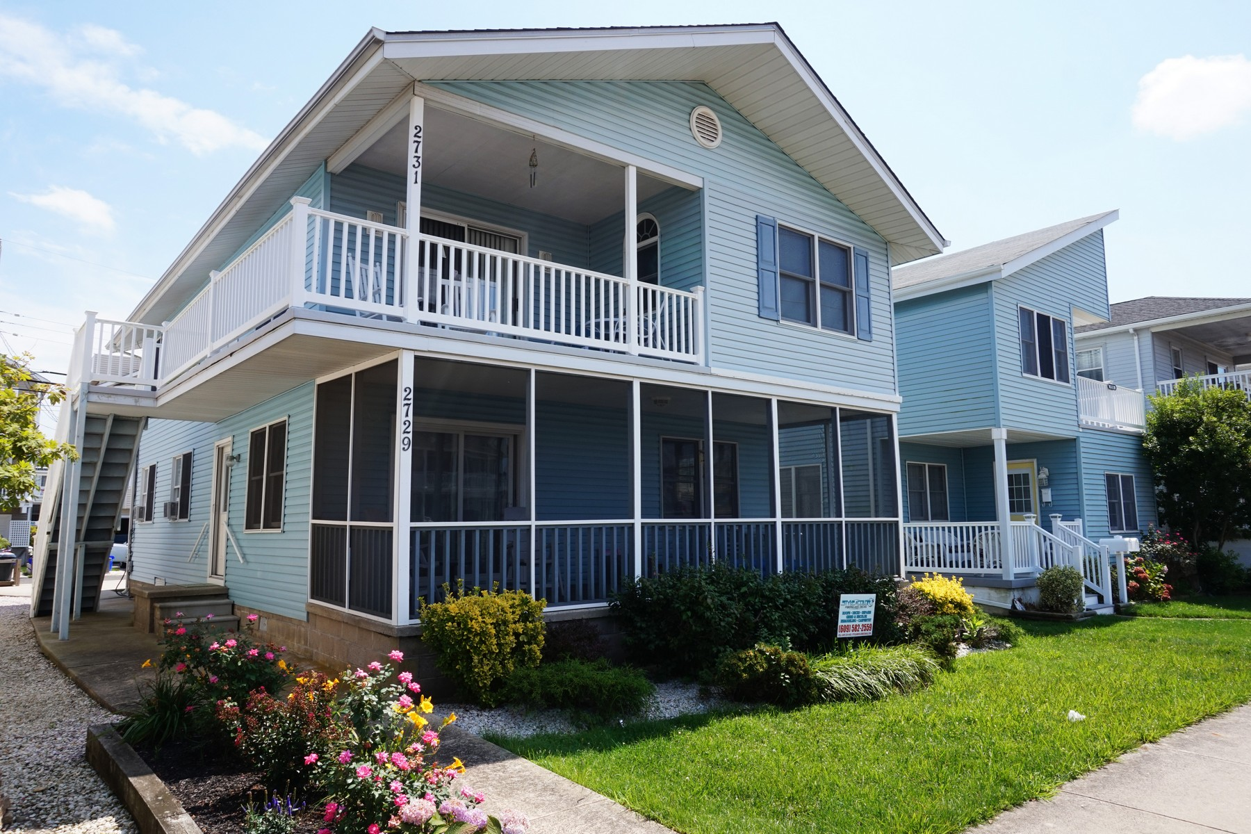 Condominium for Sale at West Avenue Condo 2731 West Avenue Ocean City, New Jersey 08226 United States