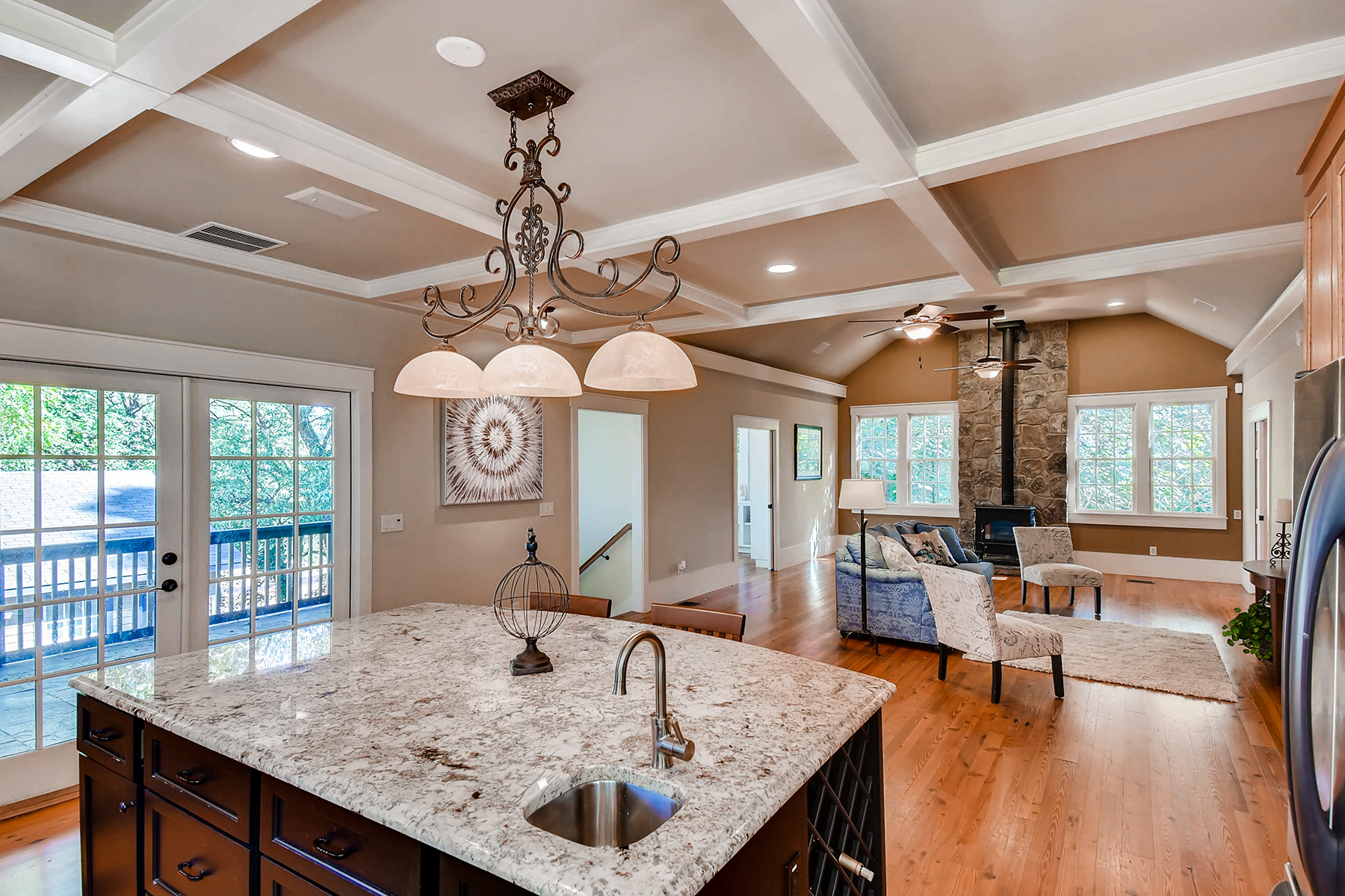 Single Family Home for Sale at Sophisticated Charm In Historic Roswell 72 Sloan St Roswell, Georgia 30075 United States