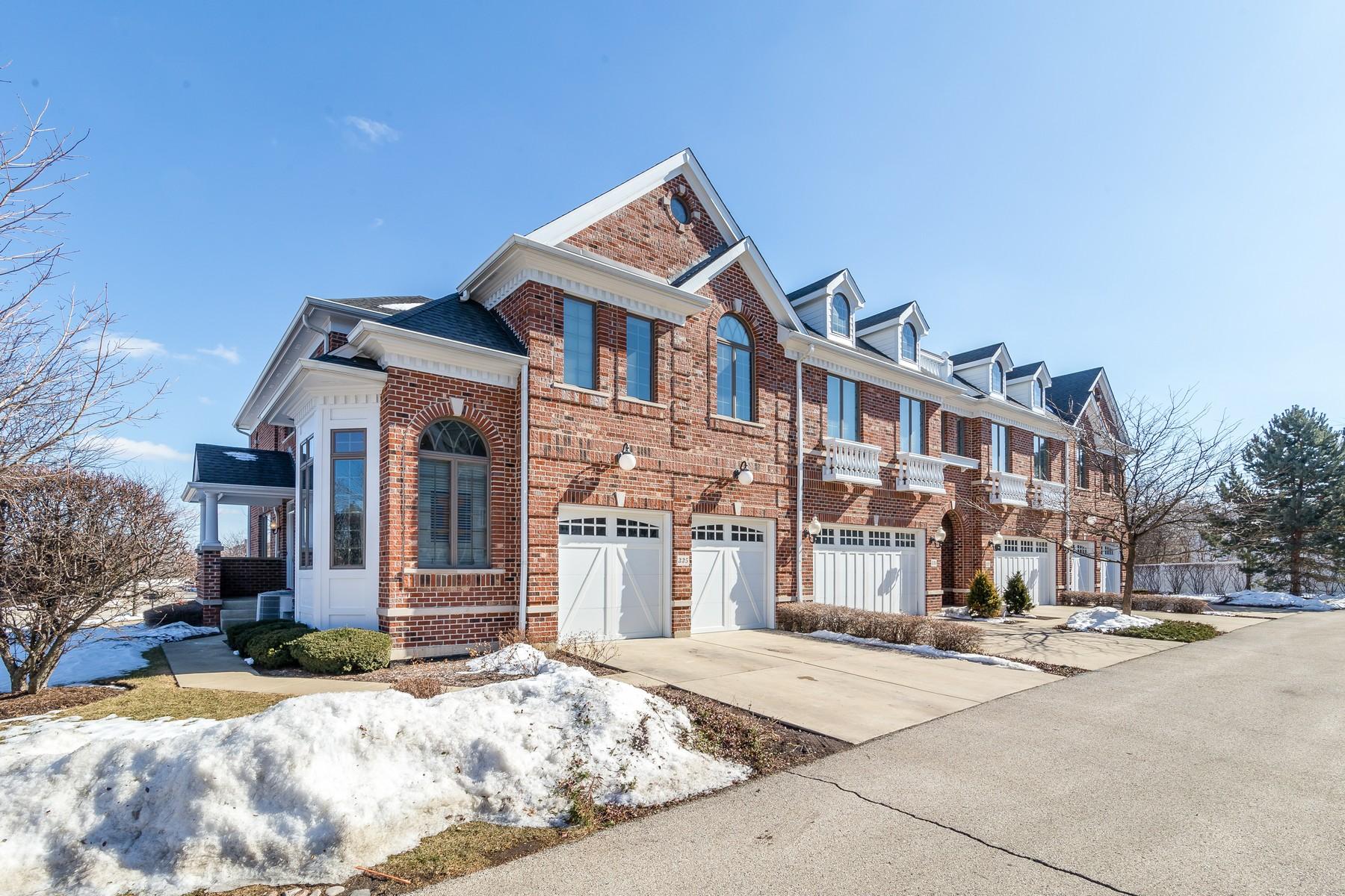 一戸建て のために 売買 アット Fabulous luxurious townhome 335 Arbor Glen Boulevard, Schaumburg, イリノイ, 60195 アメリカ合衆国