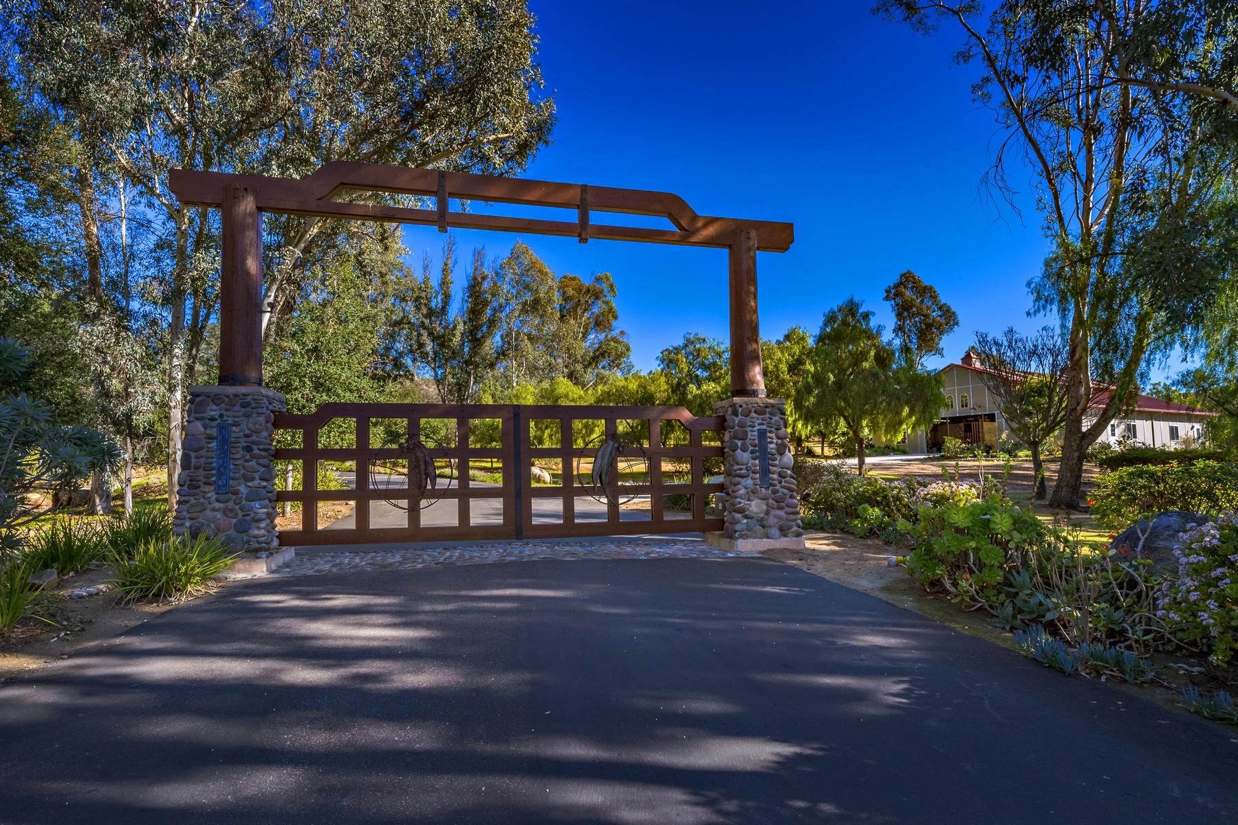 Casa Unifamiliar por un Venta en 13980 Millards Ranch 13980 Millards Ranch-Lot 46, Poway, California, 92064 Estados Unidos