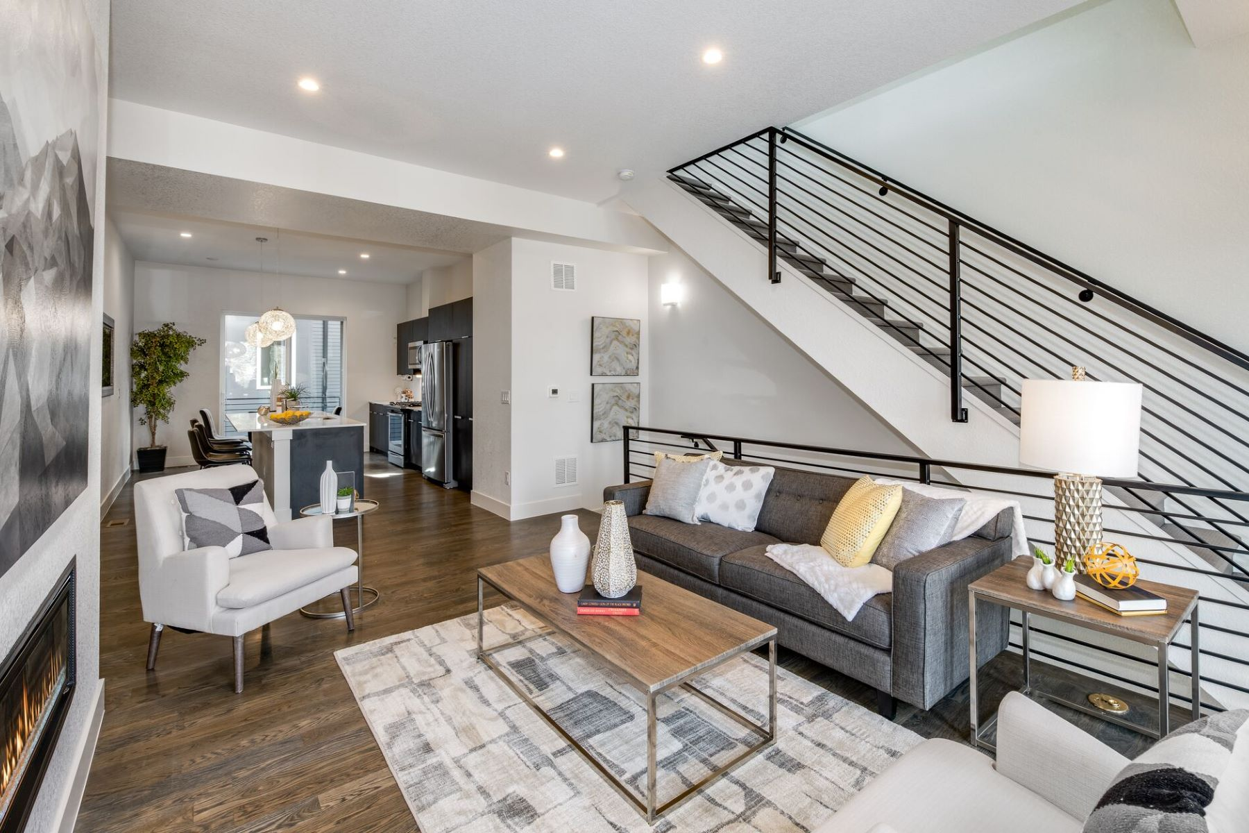 Single Family Home for Active at Hottest New Addition to Sunnyside Neighborhood 2416 W 44th Avenue, Denver, Colorado 80211 United States