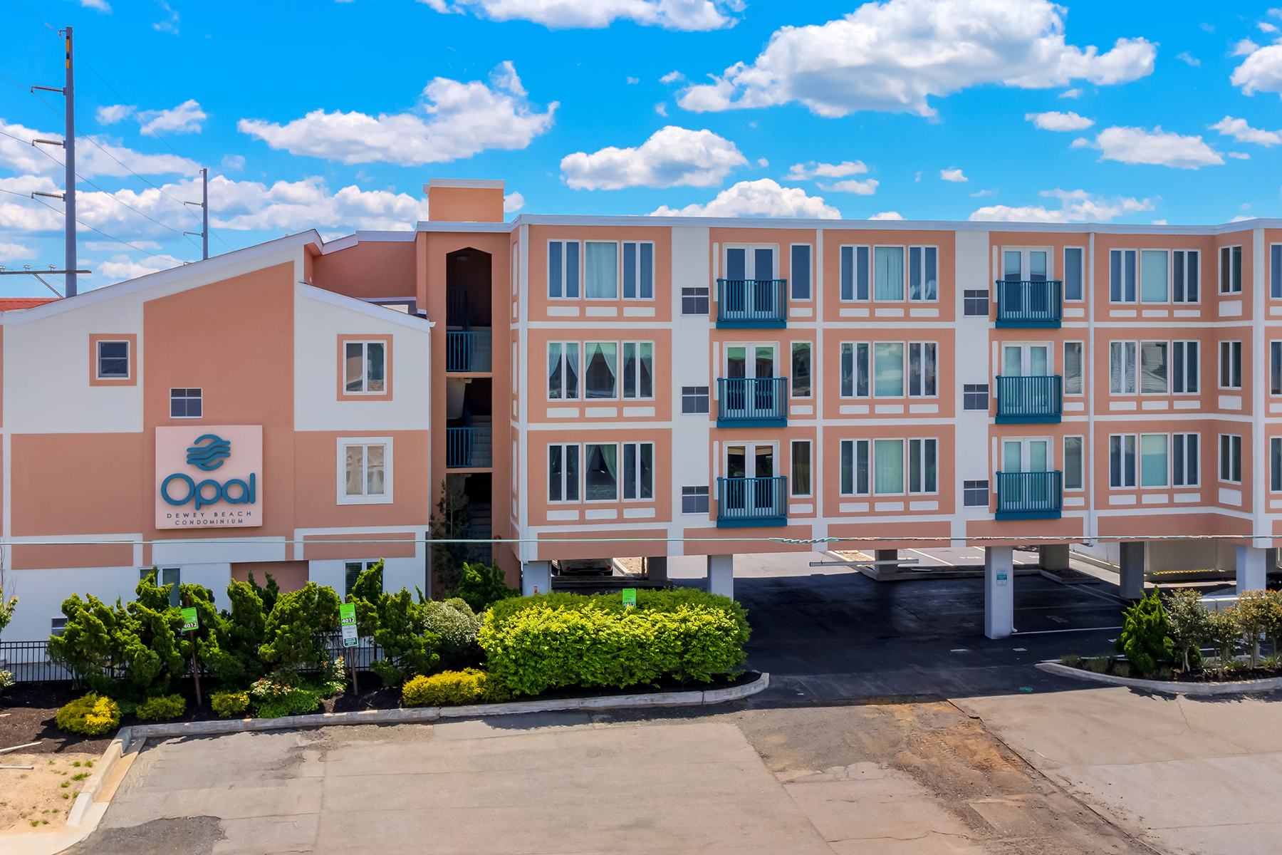 Condominiums for Sale at Opal 302S 1609 Coastal Highway , 302S Dewey Beach, Delaware 19971 United States