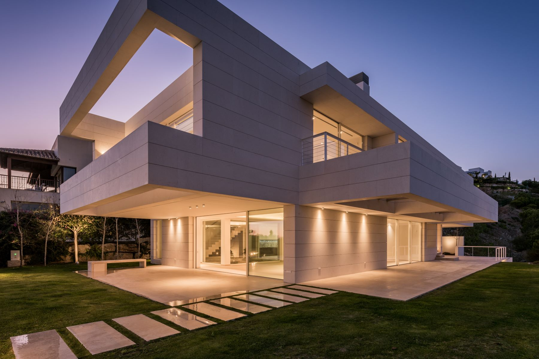 Property for Sale at Brand New Villa Front Line Golf Marbella, Andalucia Spain